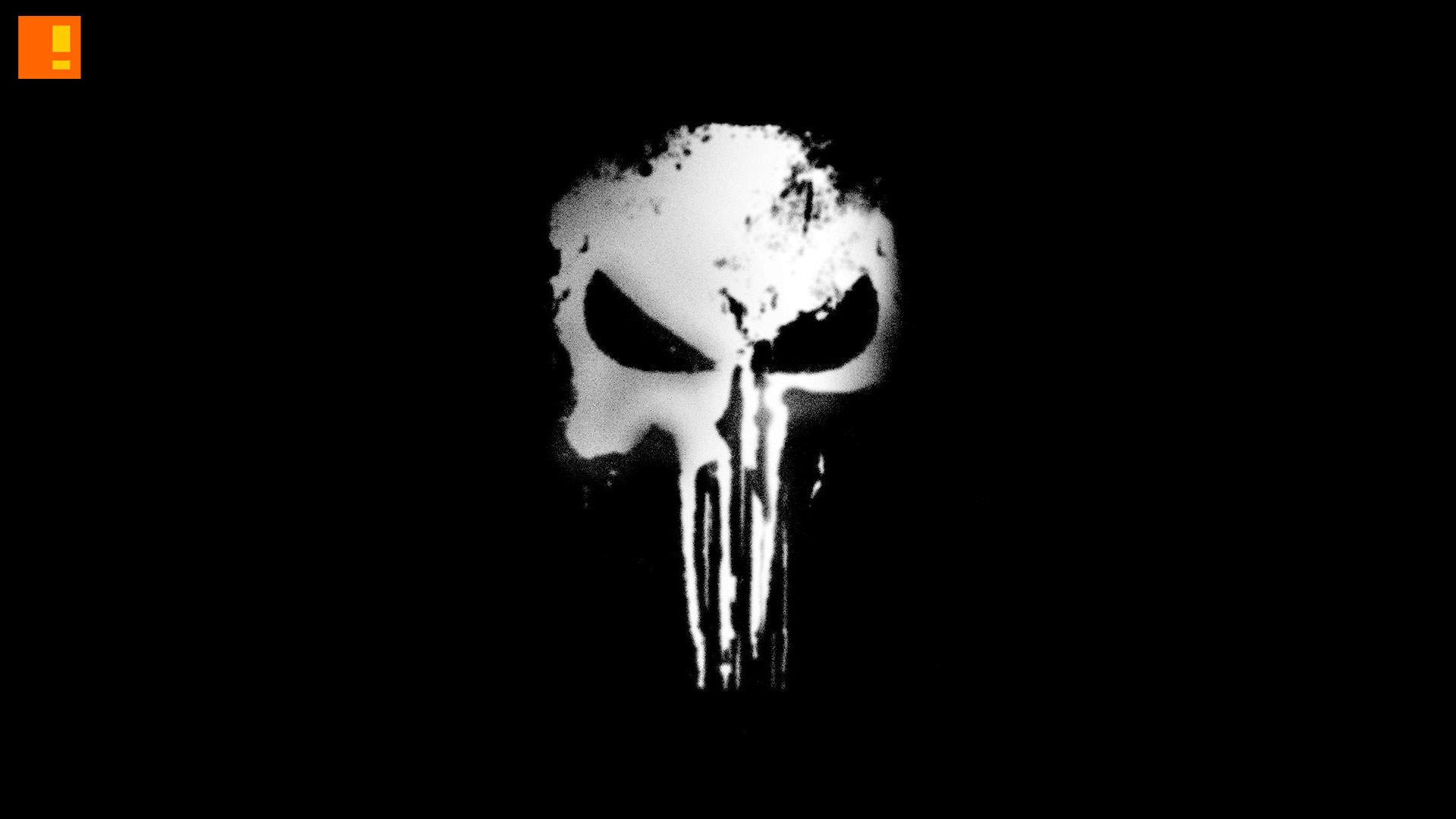 Punisher Wallpaper Skull 1