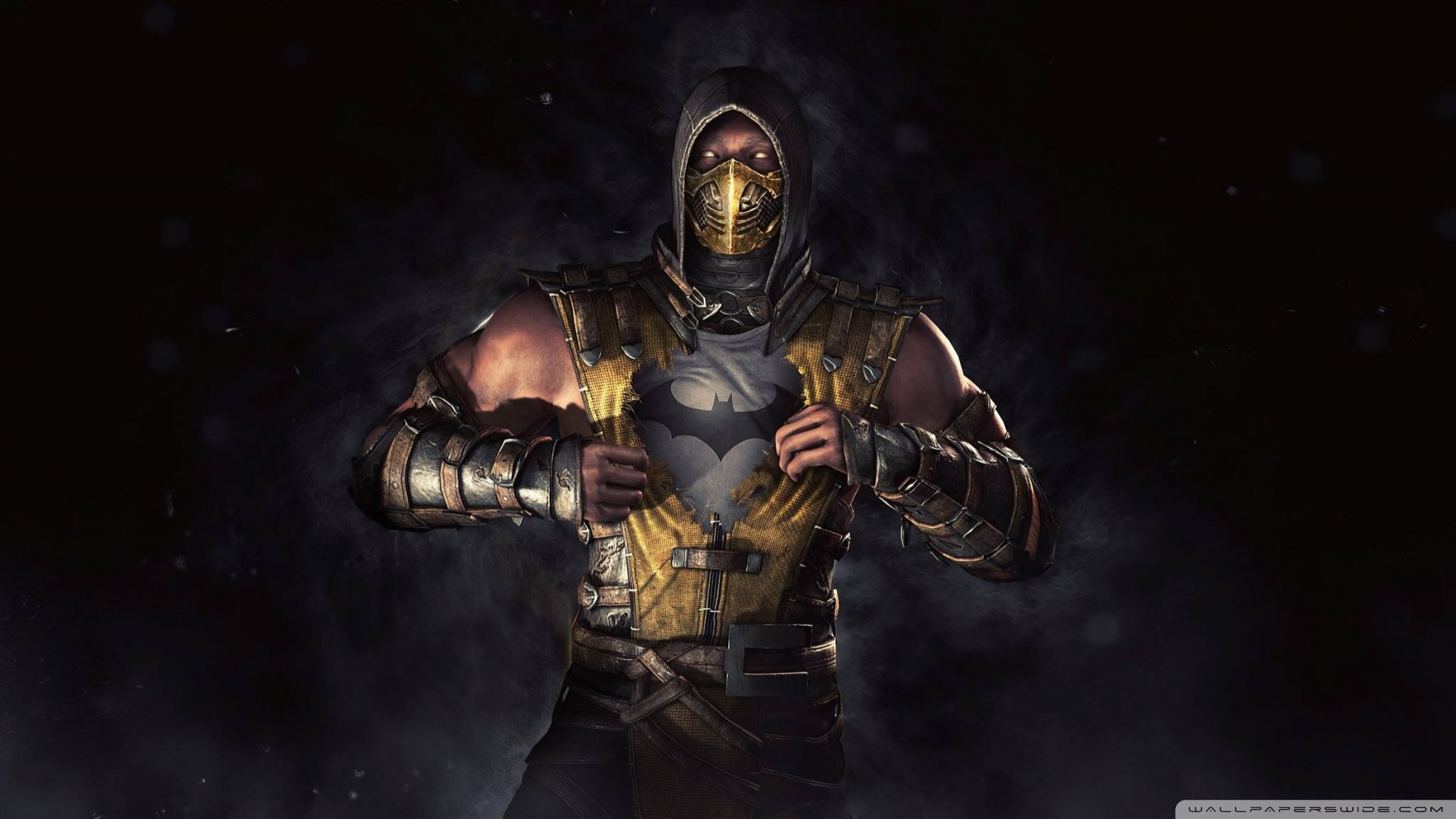 Mortal Kombat X Scorpio 3d Cool Video Games Wallpapers: Mortal Kombat Scorpion Wallpapers ·① WallpaperTag