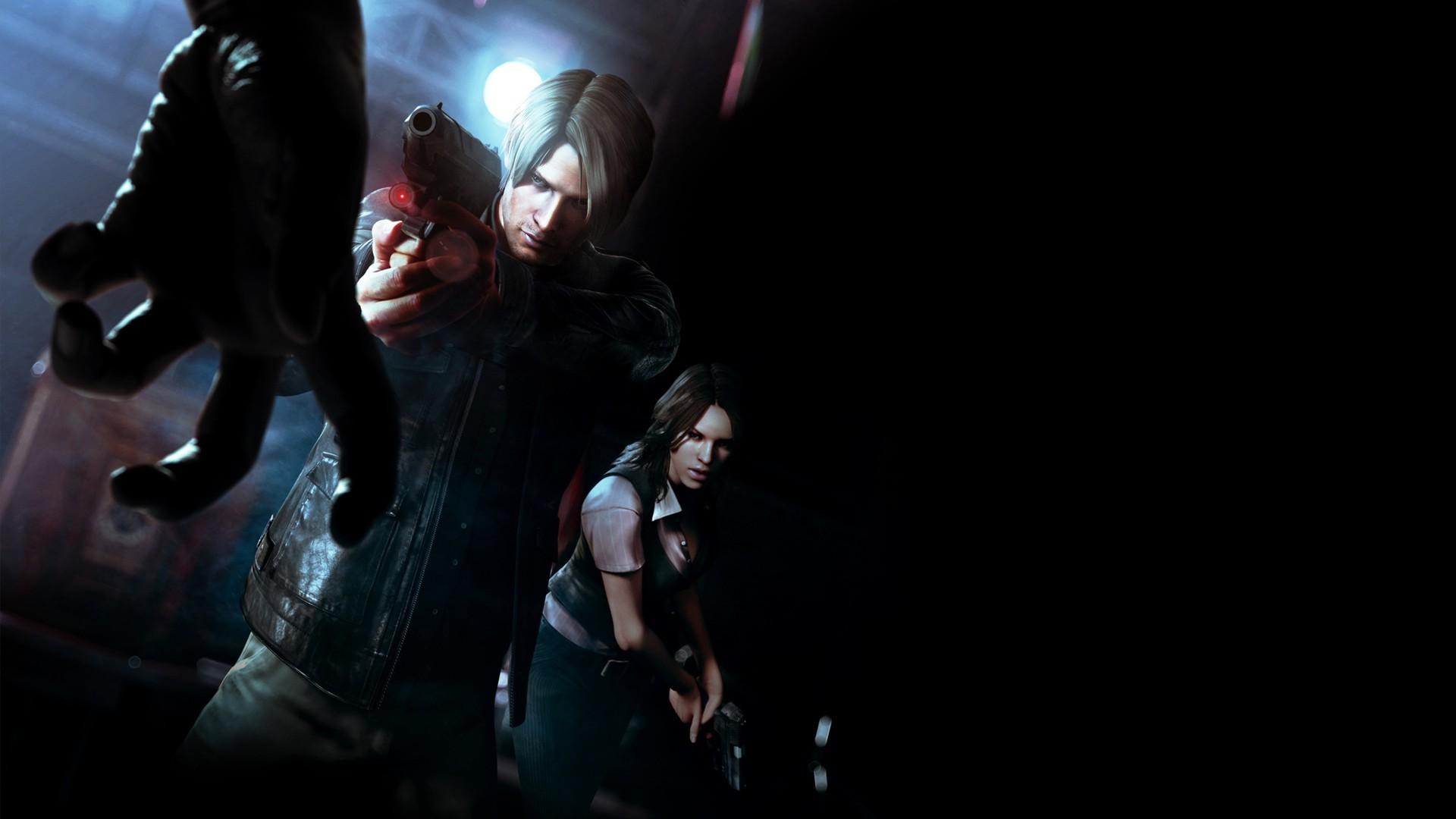 Resident Evil 4 Leon Wallpaper ·① WallpaperTag