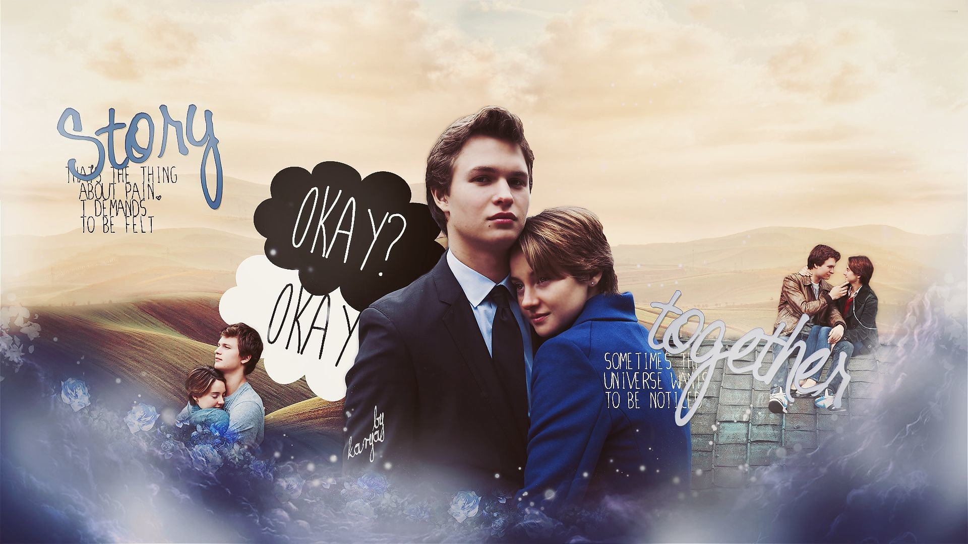 the fault in our stars - HD1920×1080