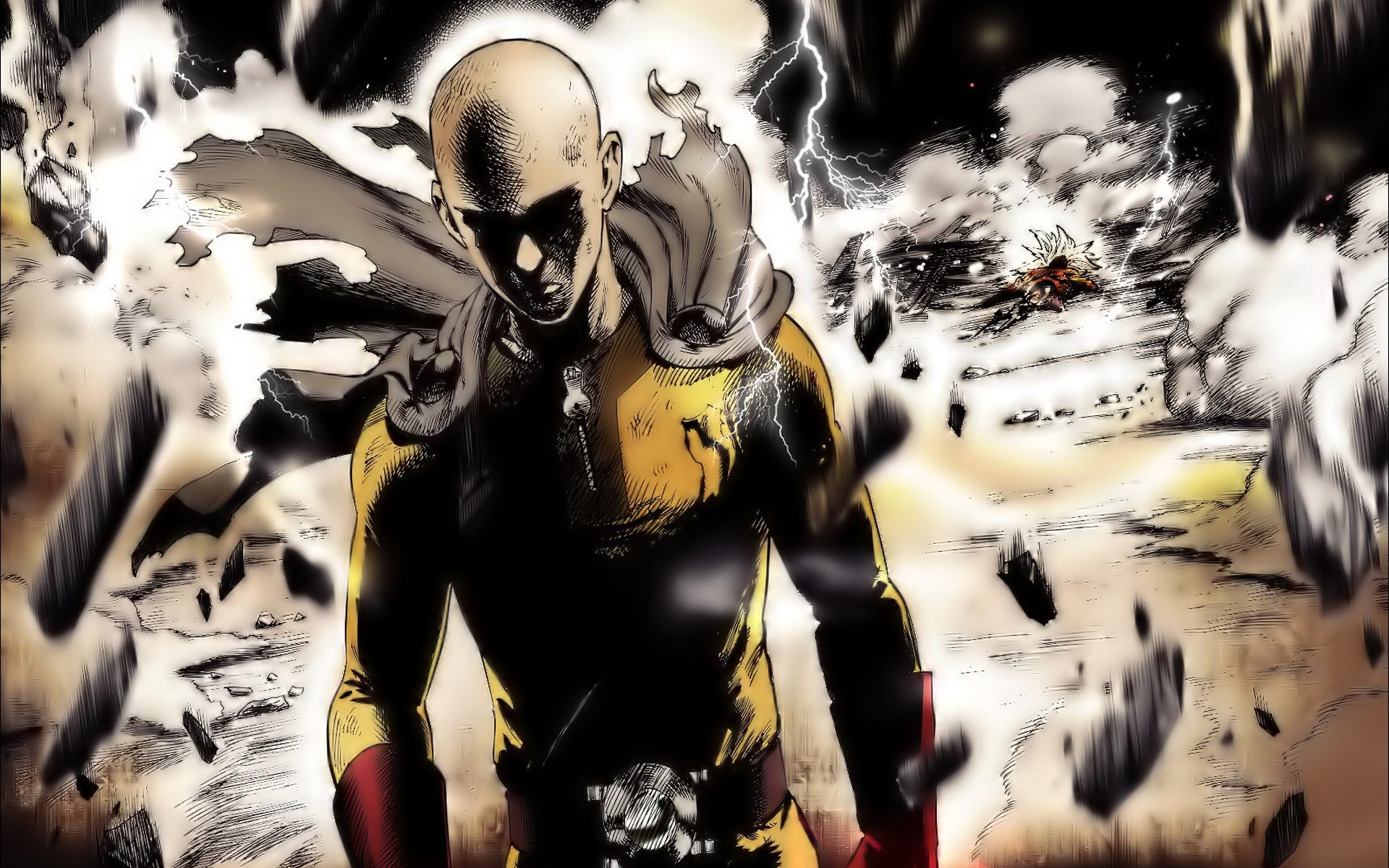 One Punch Man Wallpapers Wallpapertag