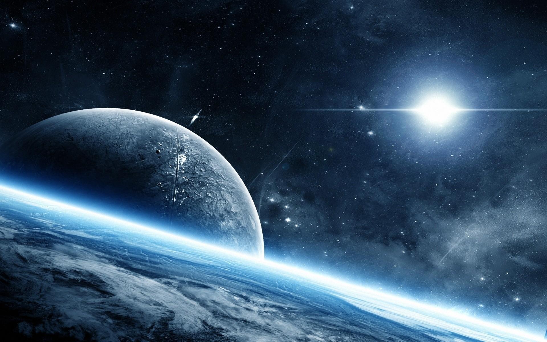 Space Planet Wallpaper ·① WallpaperTag