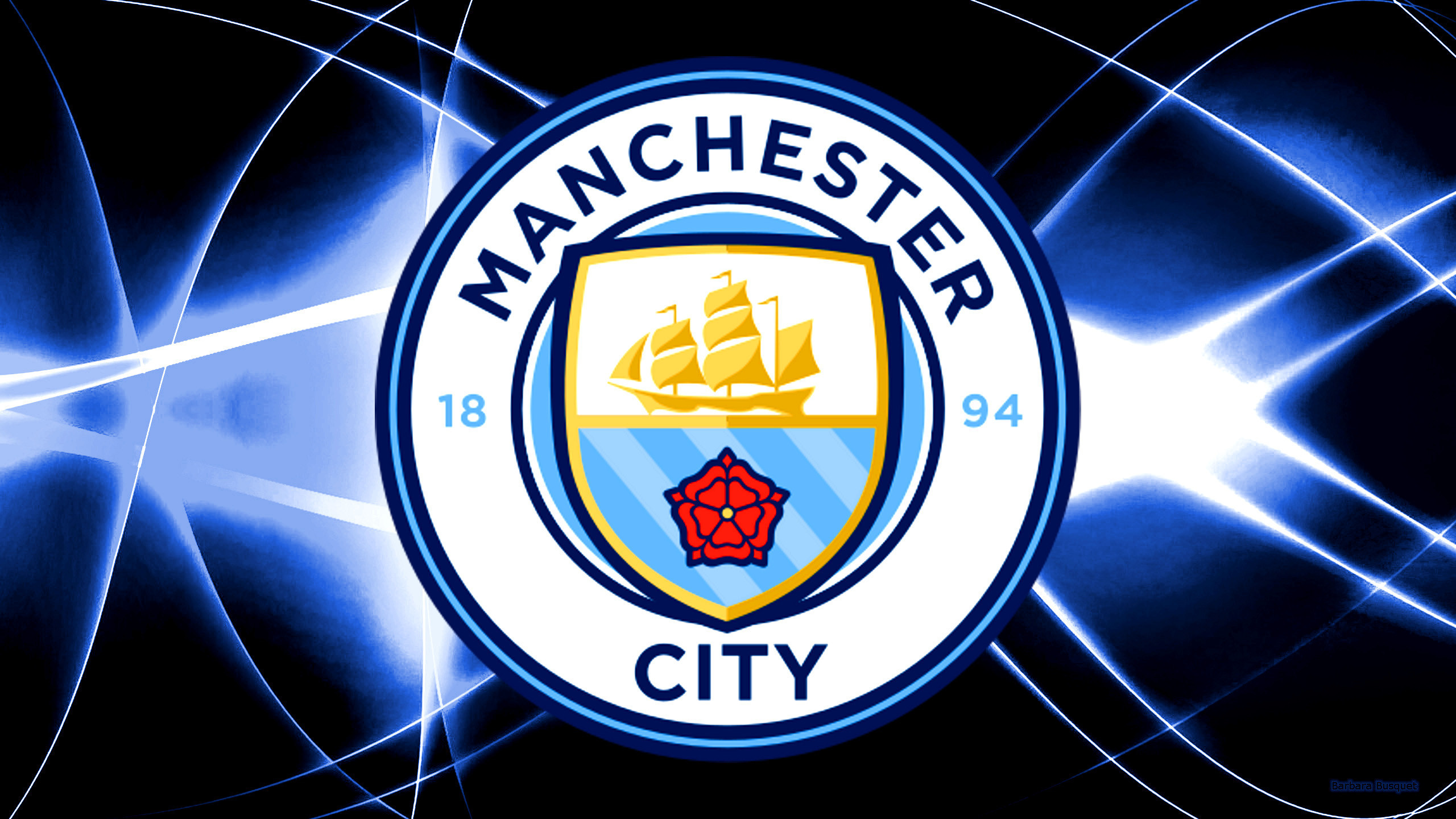 Manchester City Logo Wallpaper ·① WallpaperTag