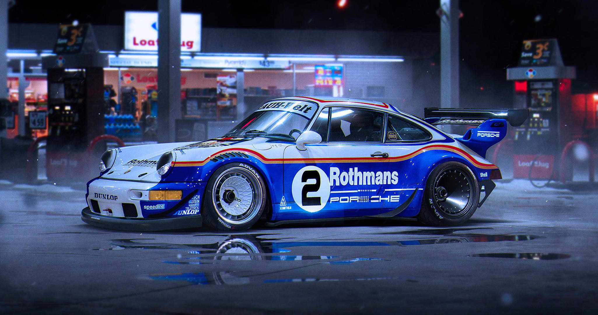 Porsche carrera gt wallpaper 1920x1080