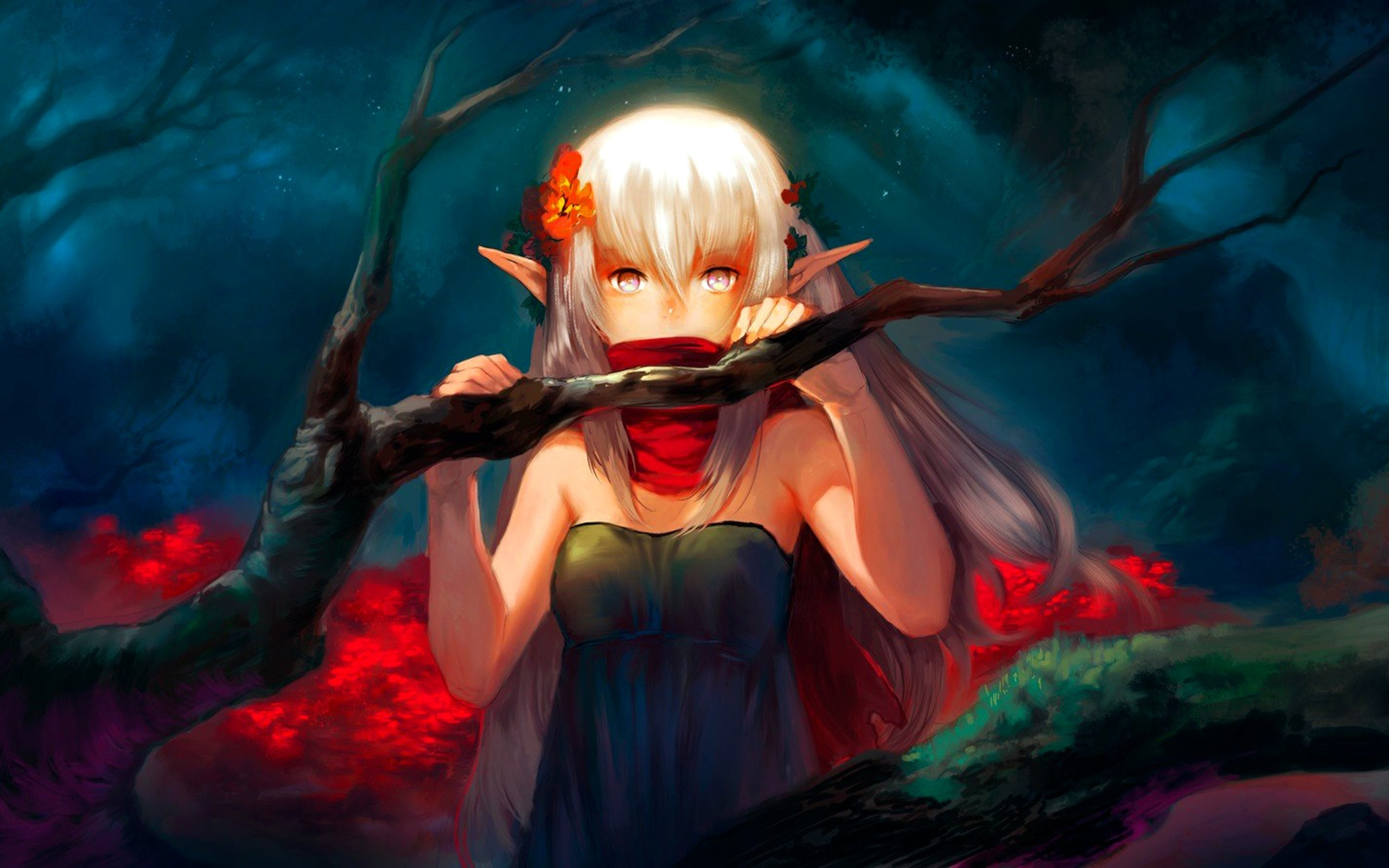 Anime wallpaper for computer wallpapertag - Fantasy wallpaper tablets ...