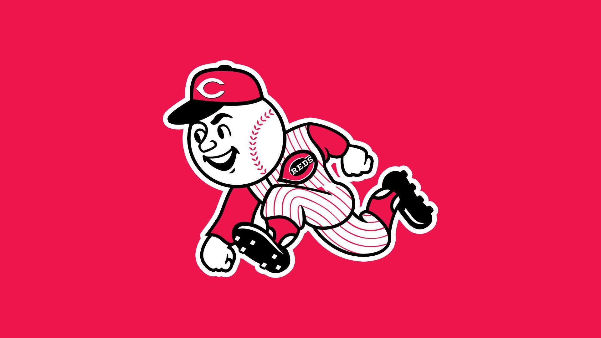 Cincinnati Reds Desktop Wallpaper 1