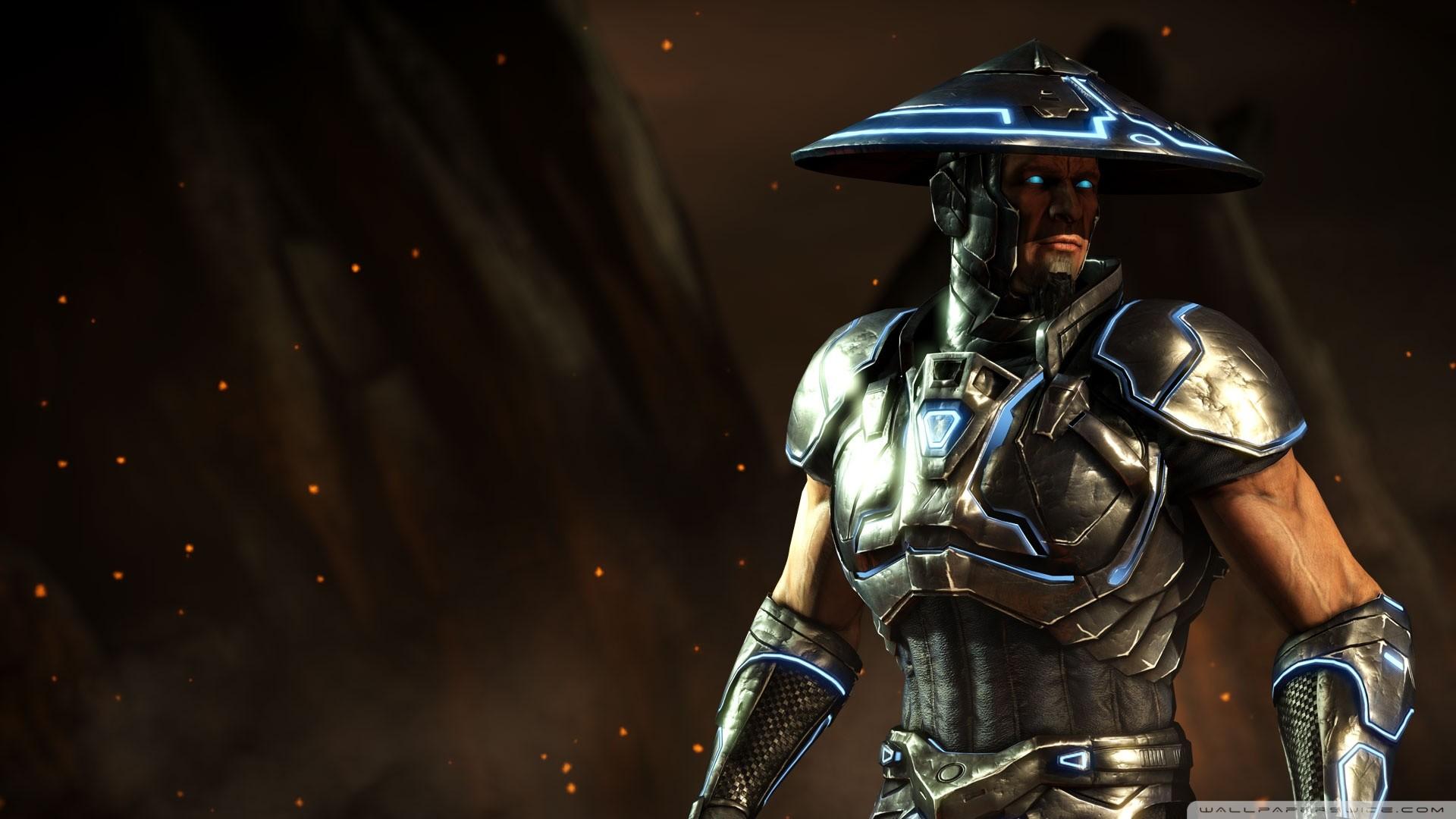 Mortal Kombat X Raiden...