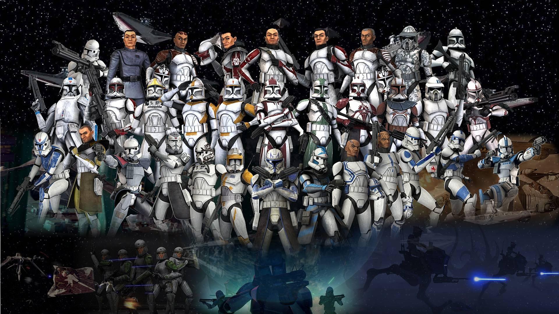 Clone Trooper Wallpaper Download Free Full Hd
