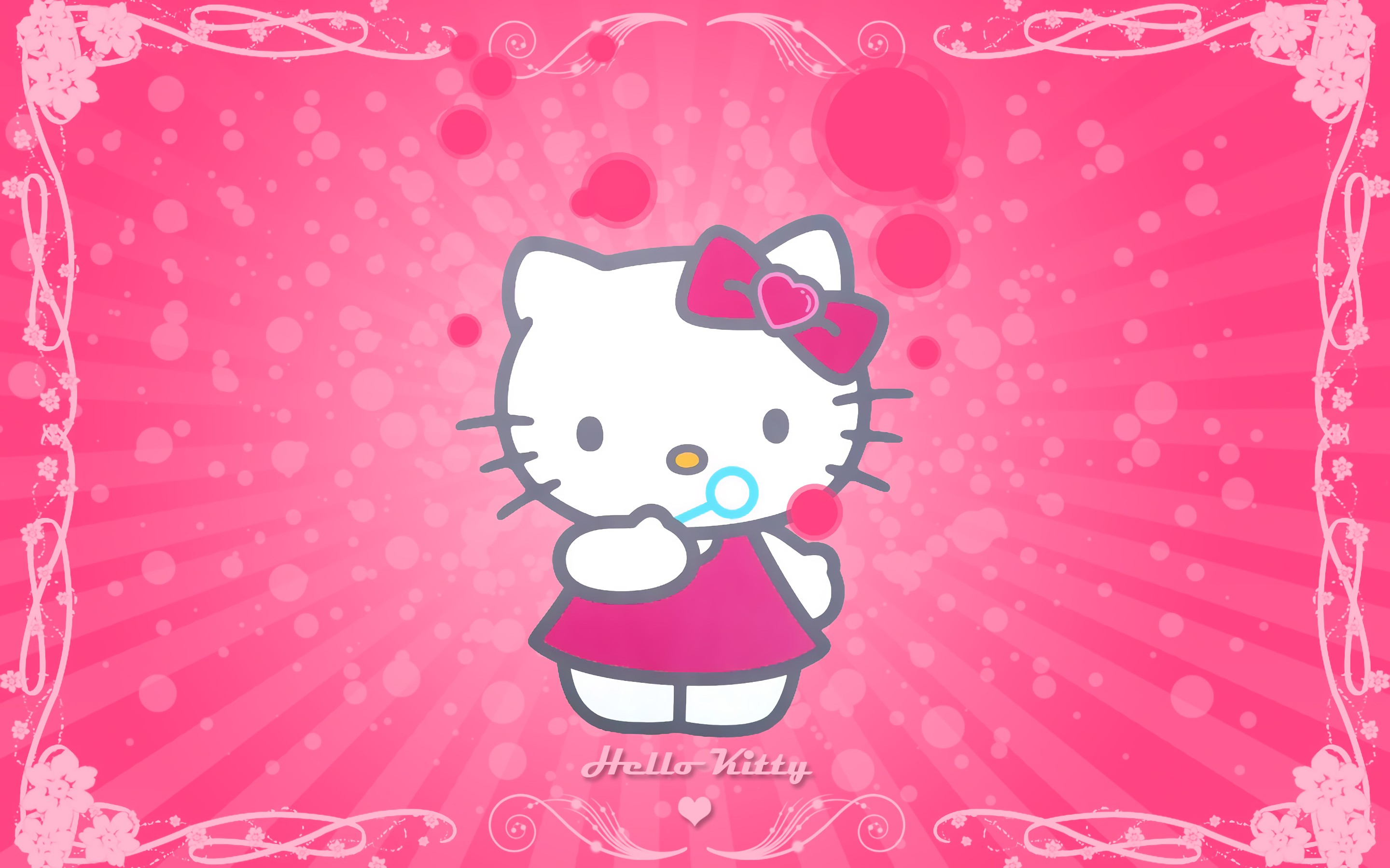 Hello Kitty Wallpaper Download Free Stunning Wallpapers For