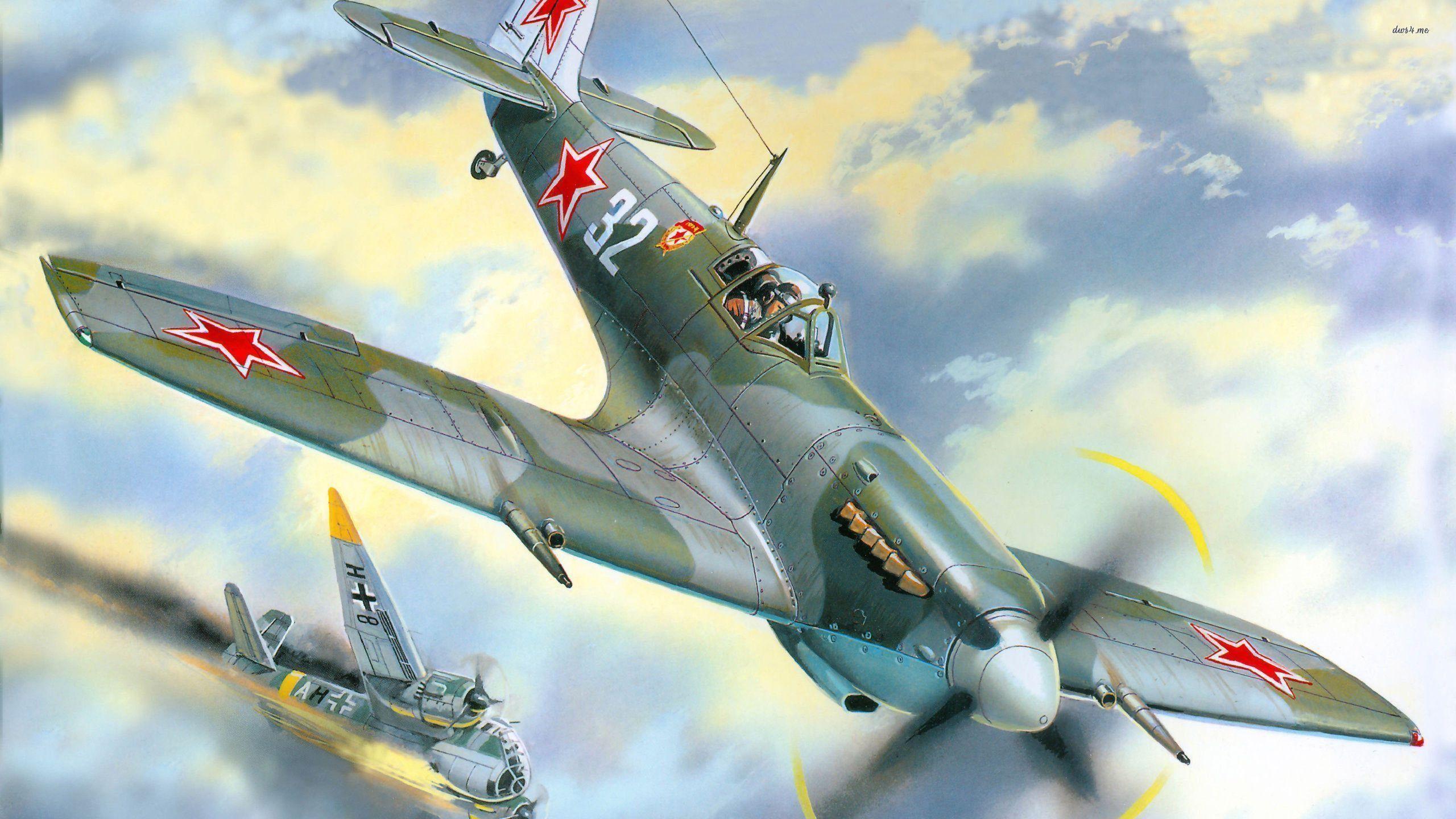 Military - Supermarine Spitfire Wallpaper