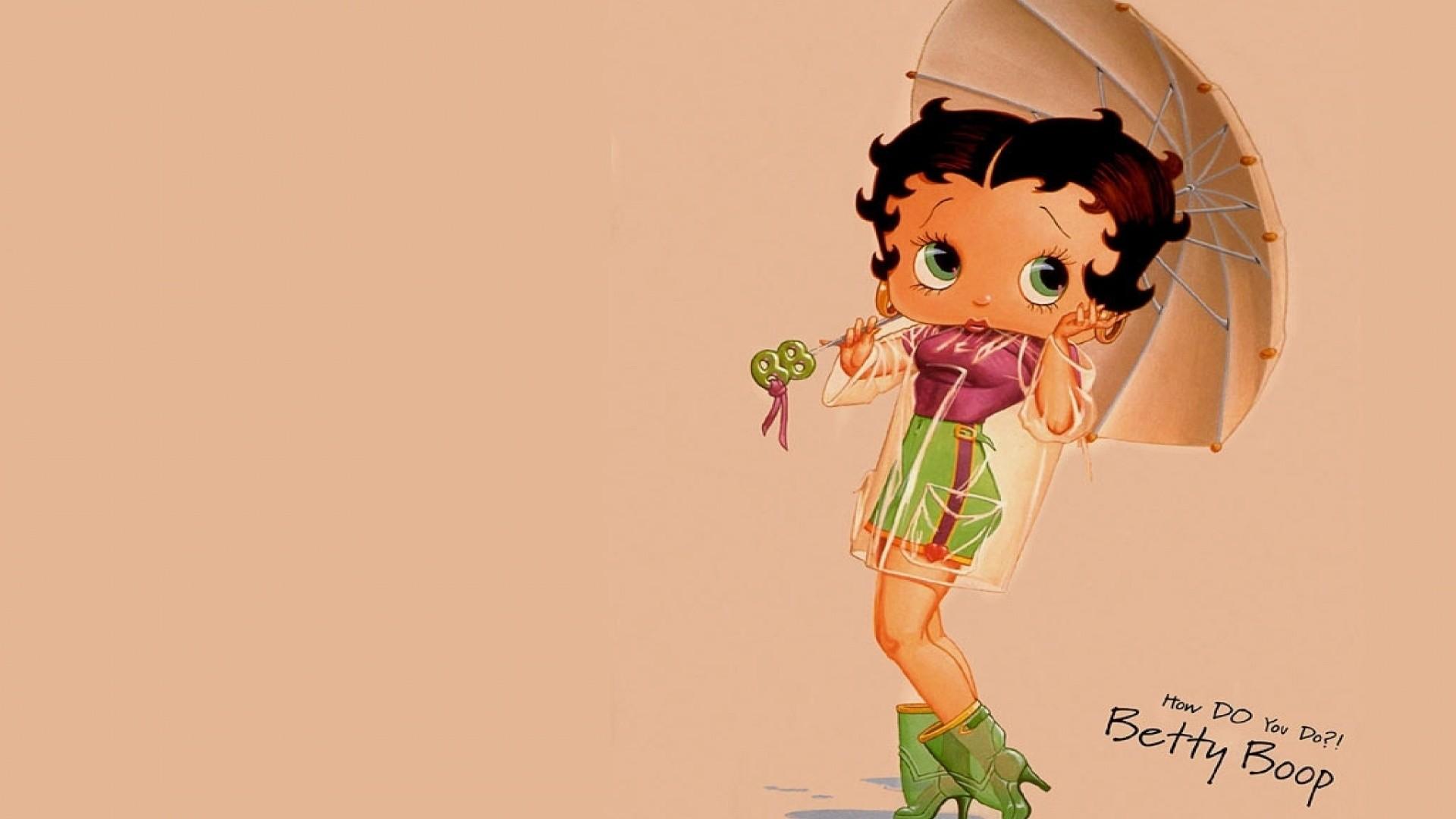 Betty Boop HD Wallpapers ·â'