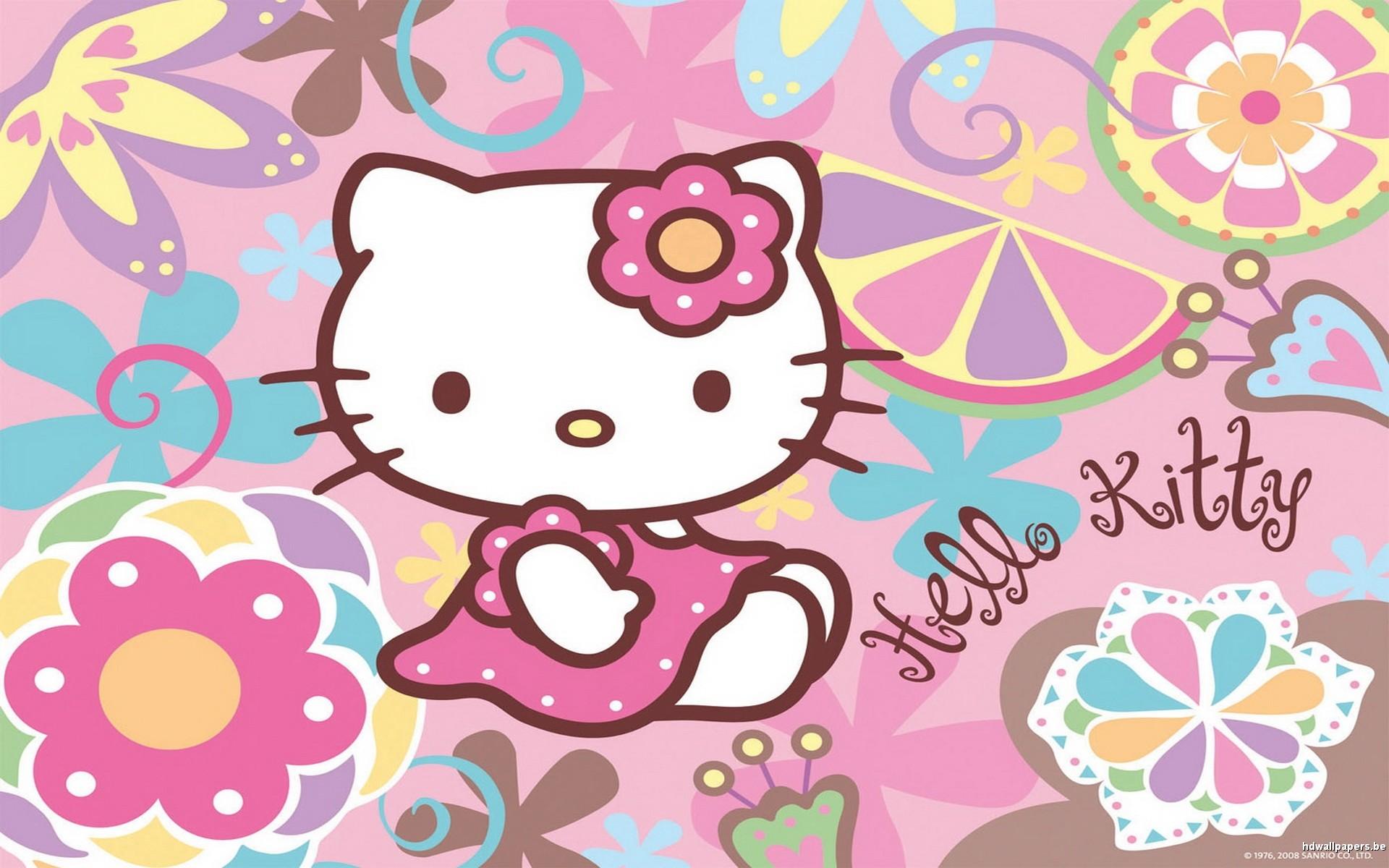 Hello Kitty Wallpapers Desktop ·① WallpaperTag