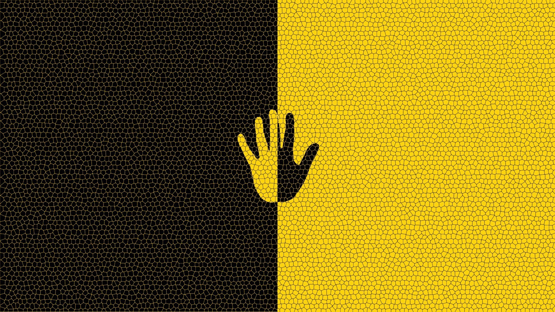 Black And Yellow Wallpapers 1