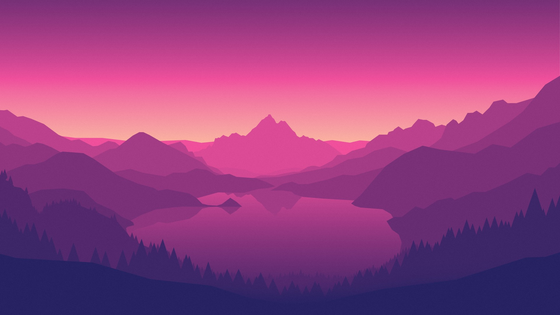 Wallpaper For Laptop: 38+ Firewatch Wallpapers ·① Download Free Beautiful High