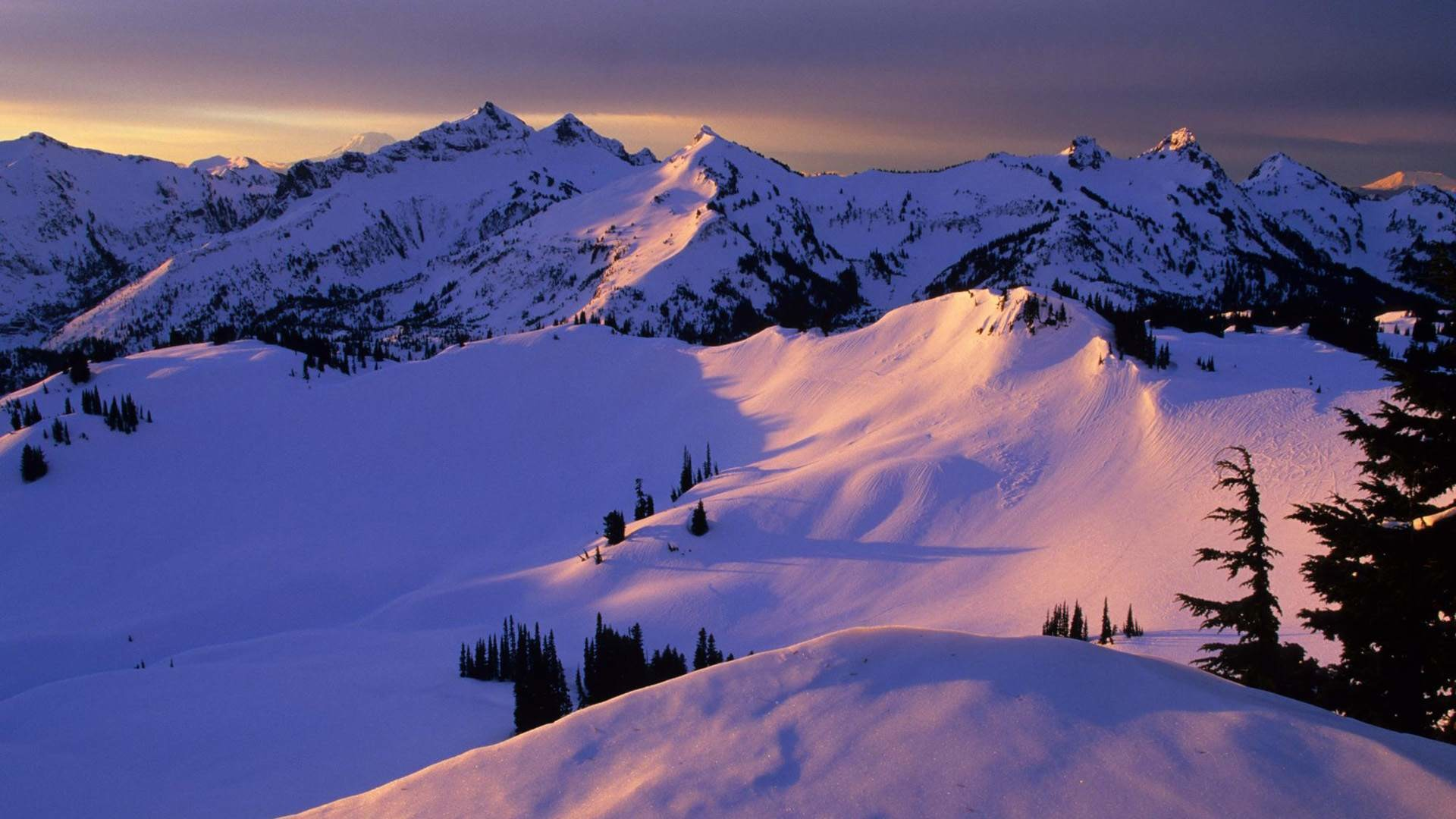 Snowy Background With Mountain: Snowy Mountains Wallpaper ·① WallpaperTag