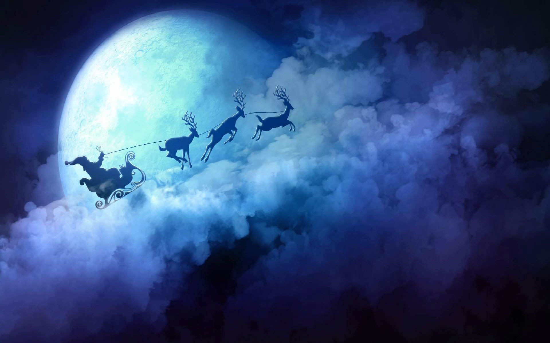 Beautiful Christmas Backgrounds Wallpapertag
