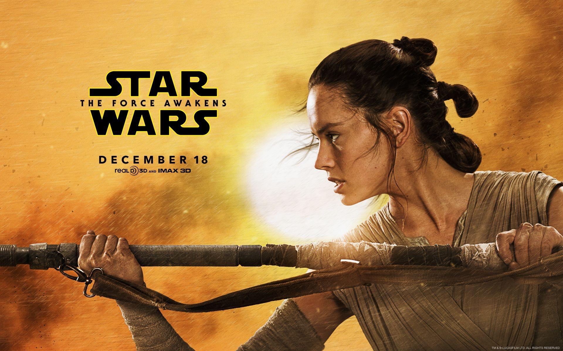 Rey: Star Wars Rey Wallpaper ·① Download Free Beautiful HD