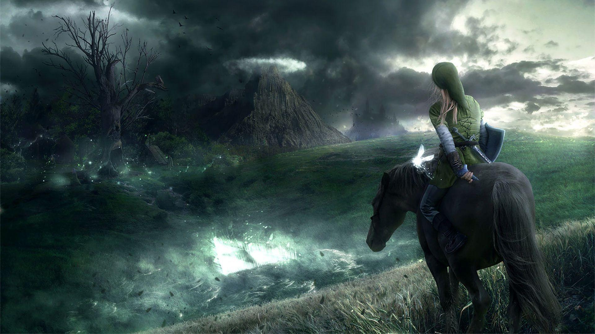 Legend Of Zelda Wallpaper 1920x1080 1 Download Free Amazing HD