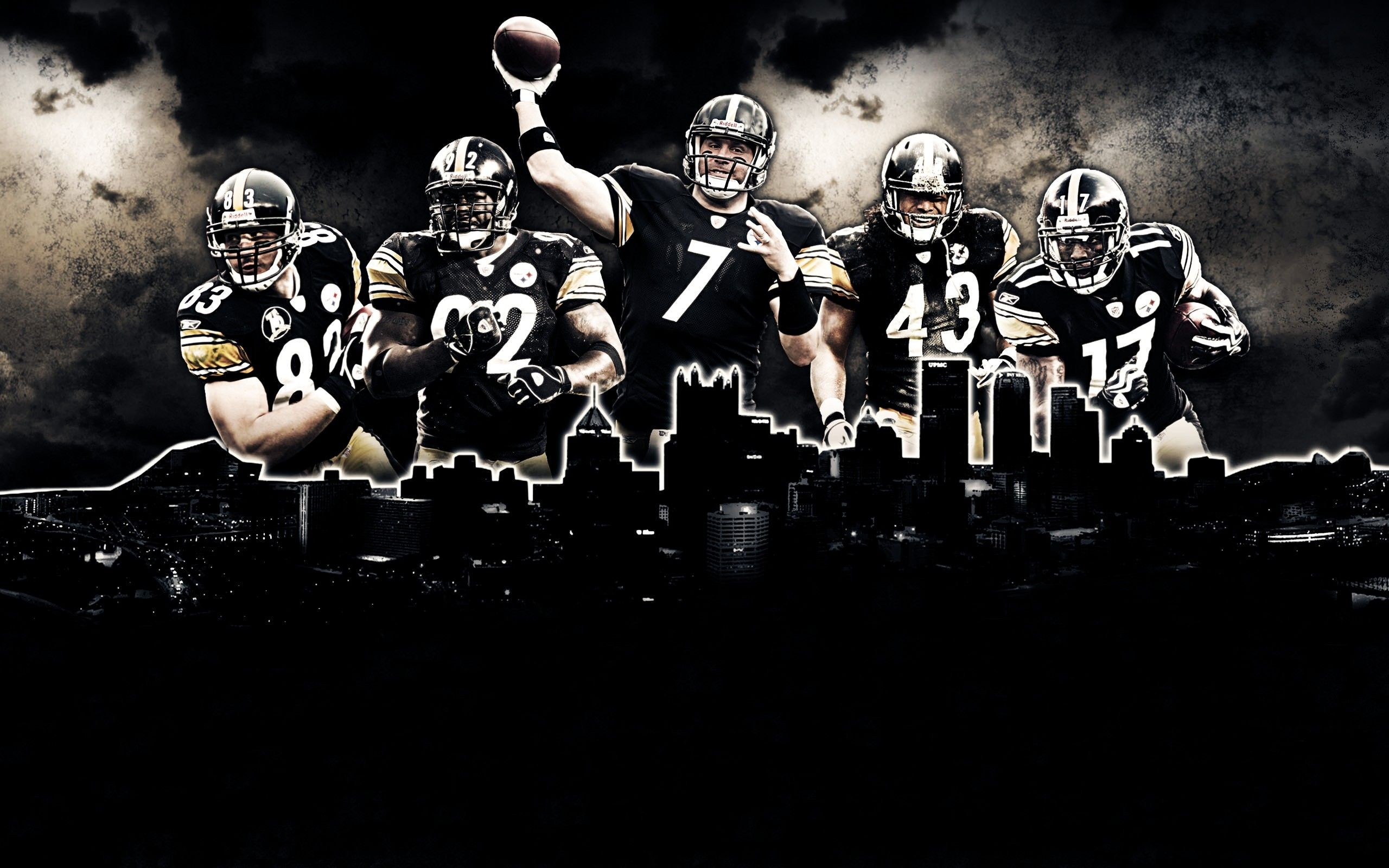 Pittsburgh Steelers Wallpaper 1 Download Free Full HD Backgrounds