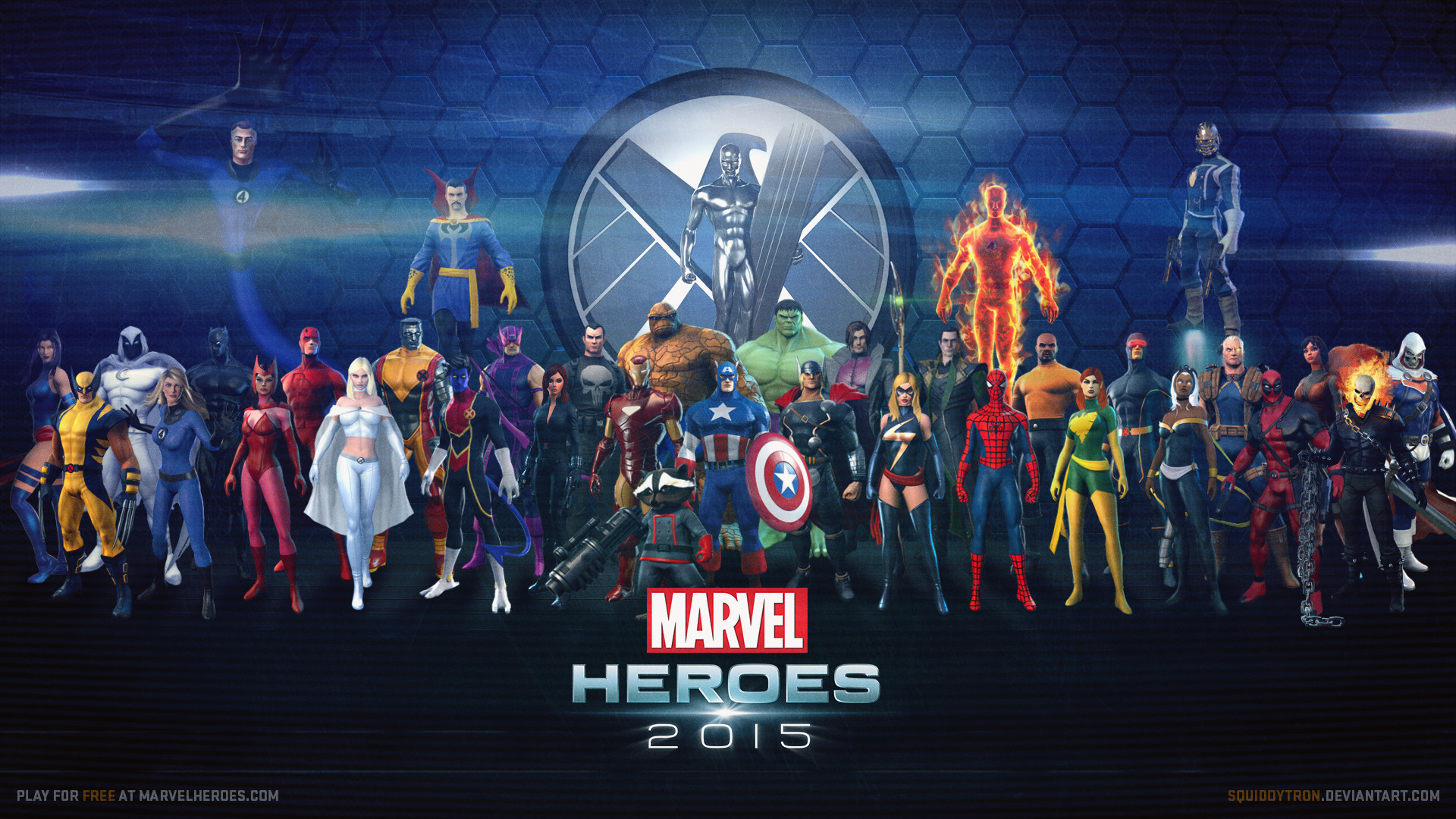 Marvel hero wallpaper 1920x1080 wallpapers tagged with marvel marvel hd wallpapers page download voltagebd Images