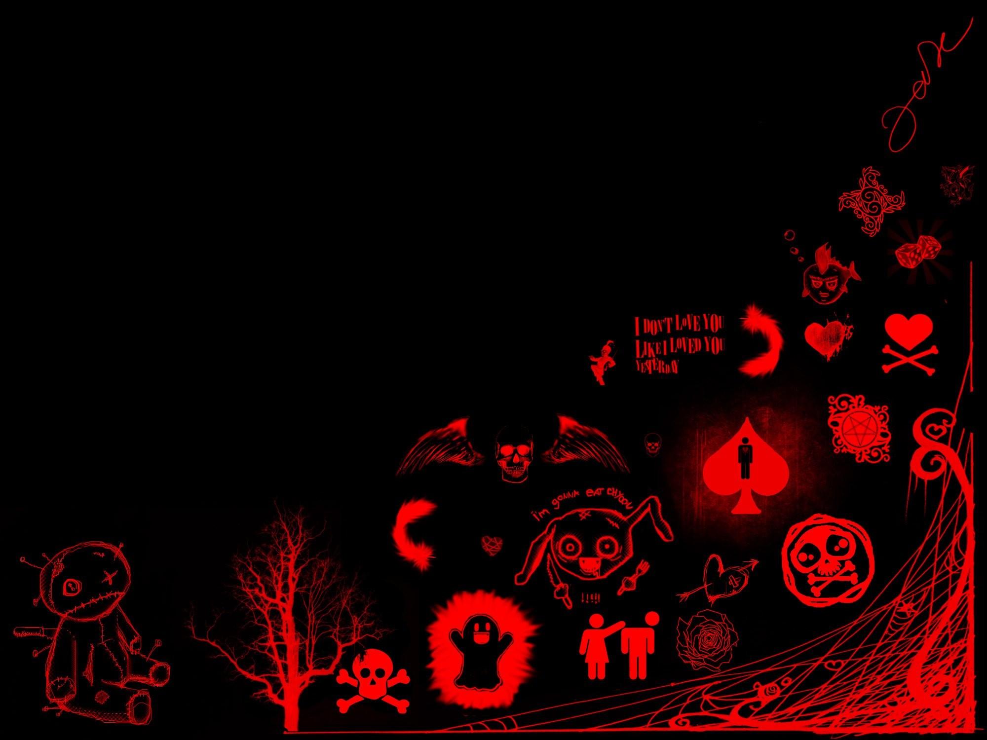 Goth Background Wallpapertag