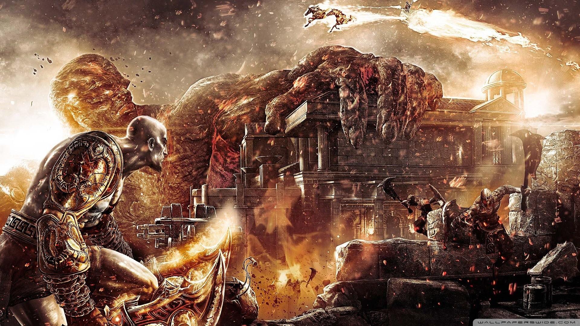 1920x1200 Latest God Of War 3