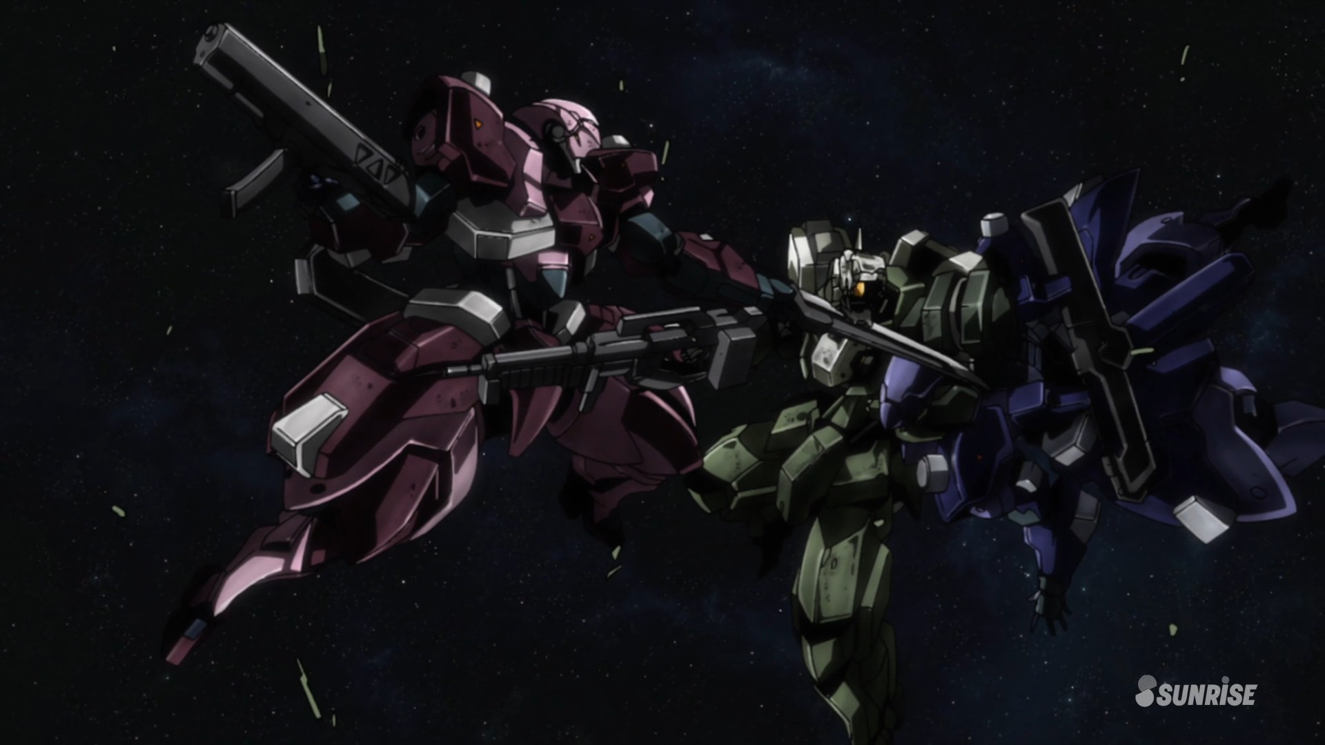 Gundam Iron Blooded Orphans Wallpaper Download Free Awesome Hd