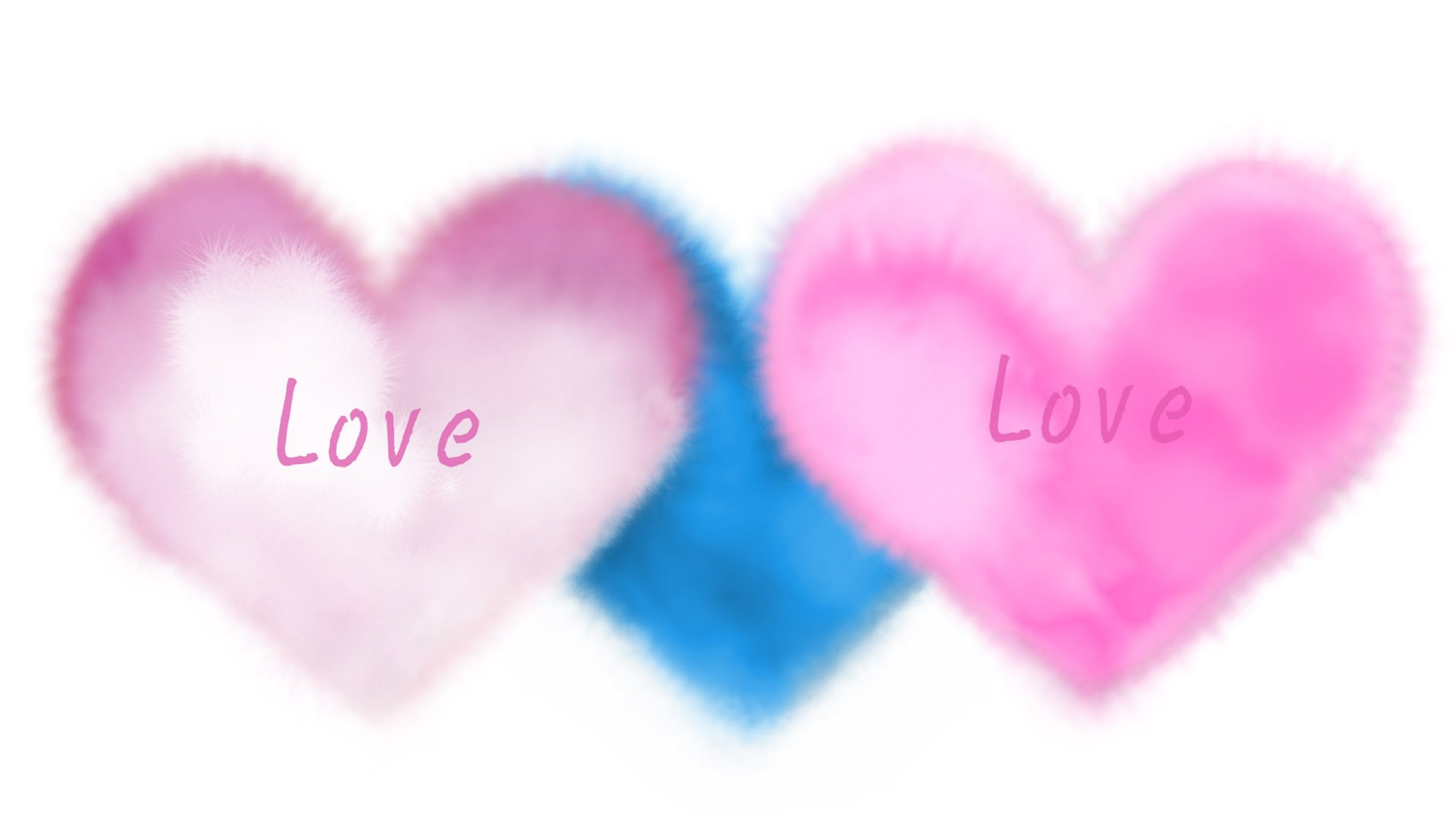 Pink Love Heart Backgrounds ·① WallpaperTag