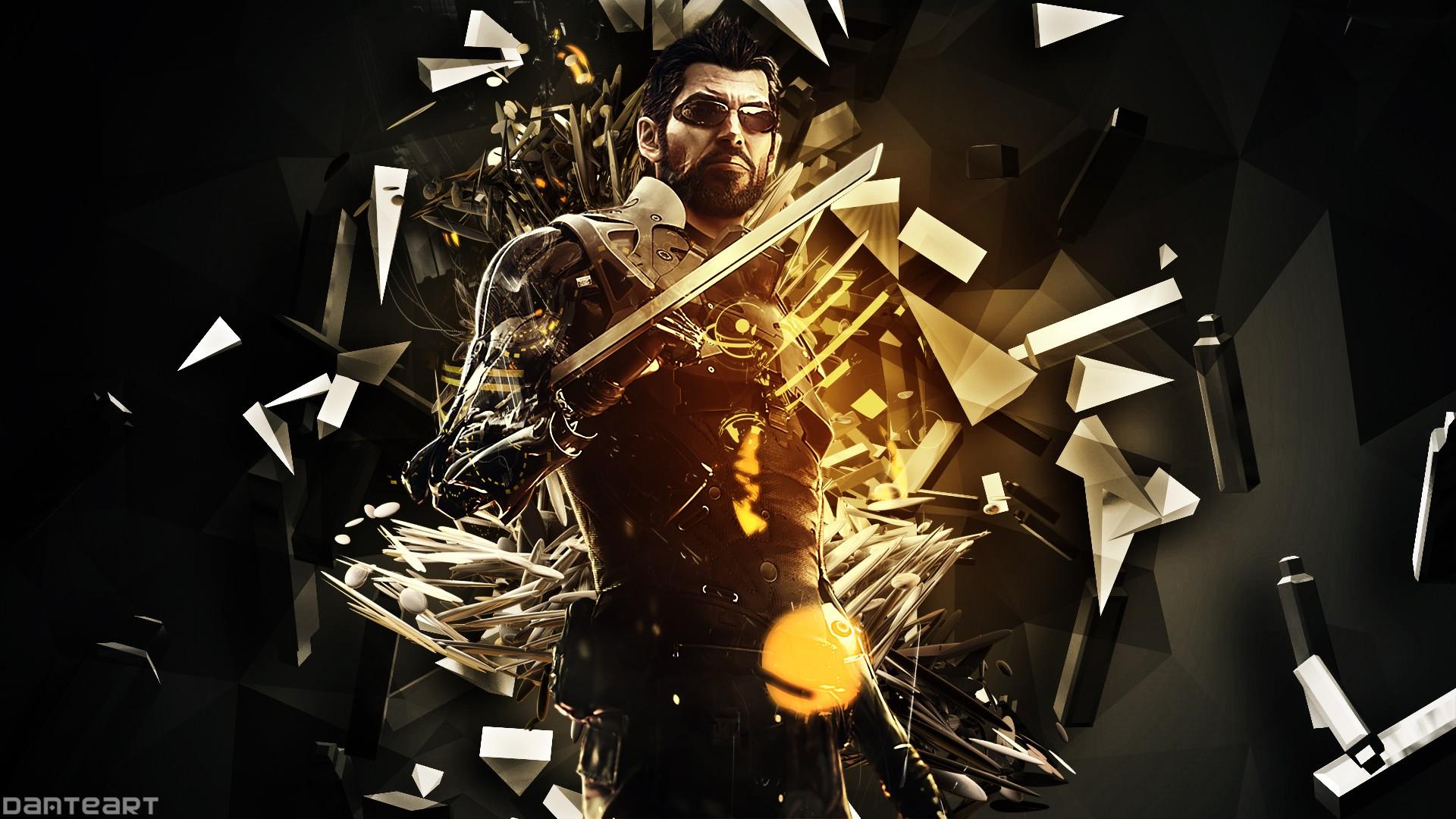 Deus Ex Mankind Divided Wallpaper ·① Download Free Full HD