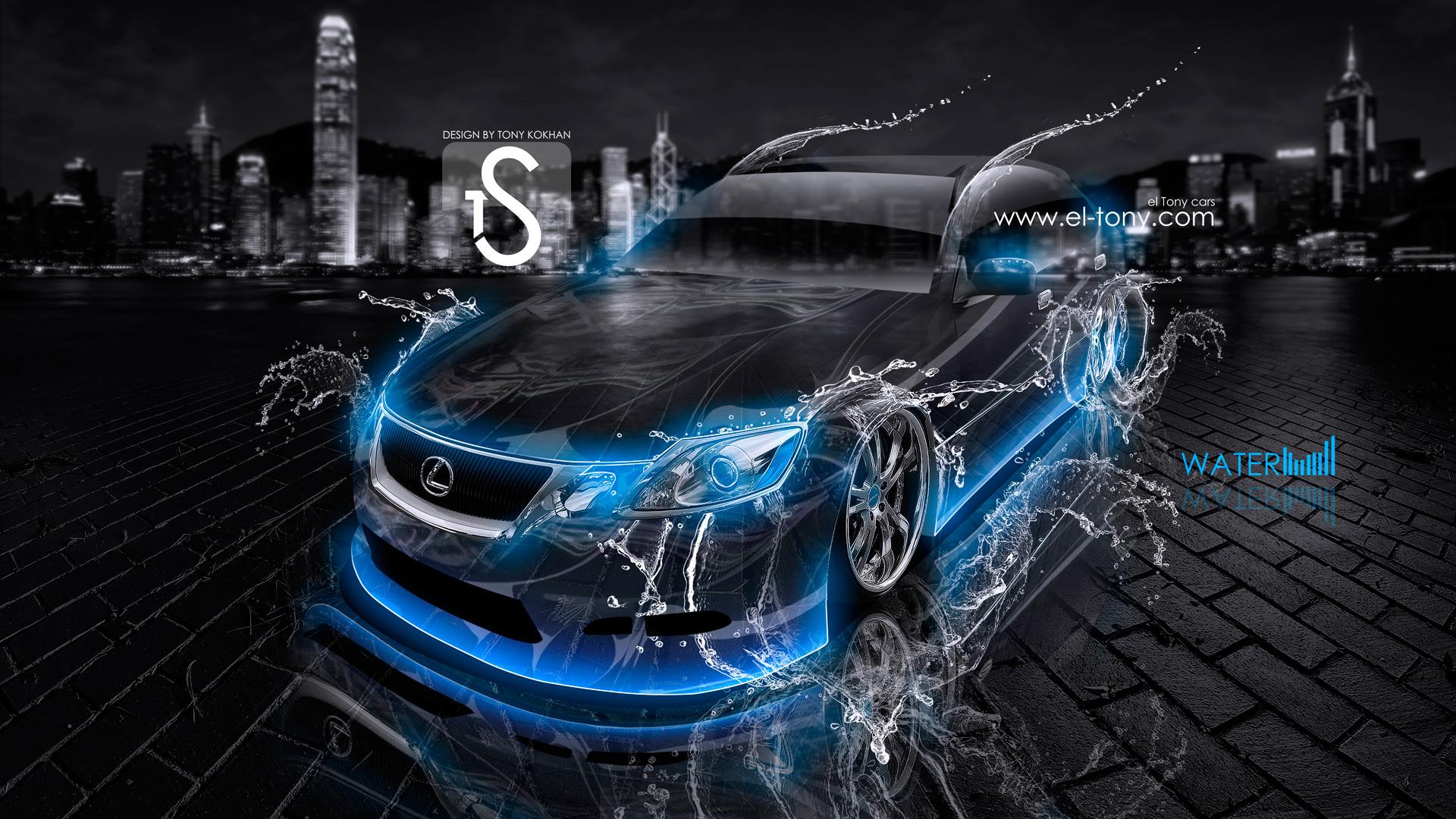 Artwork Art Fantasy Car Neon Wallpapers Hd Desktop