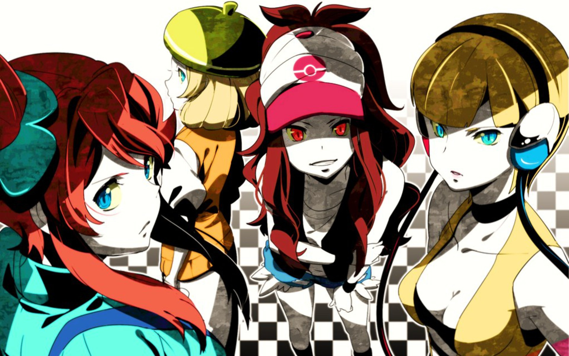 Pokemon Trainer Red Wallpaper Wallpapertag