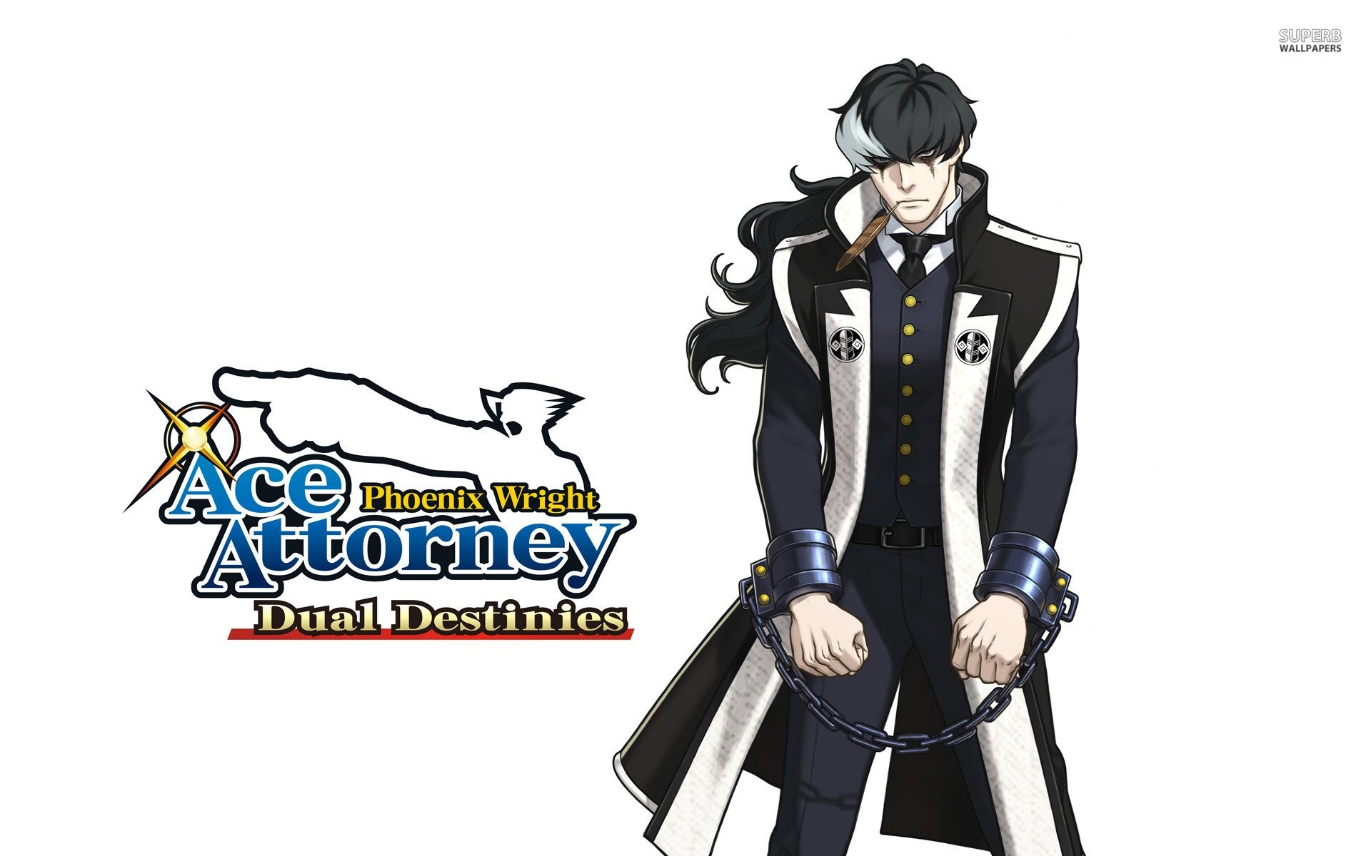 Phoenix Wright Wallpapers ·① WallpaperTag