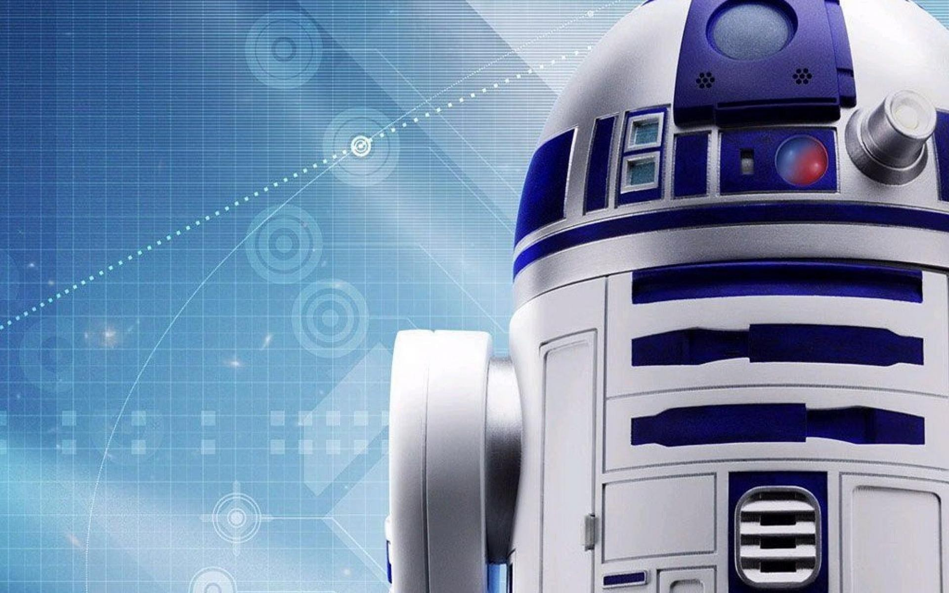 Detalles Del Wallpaper R2D2
