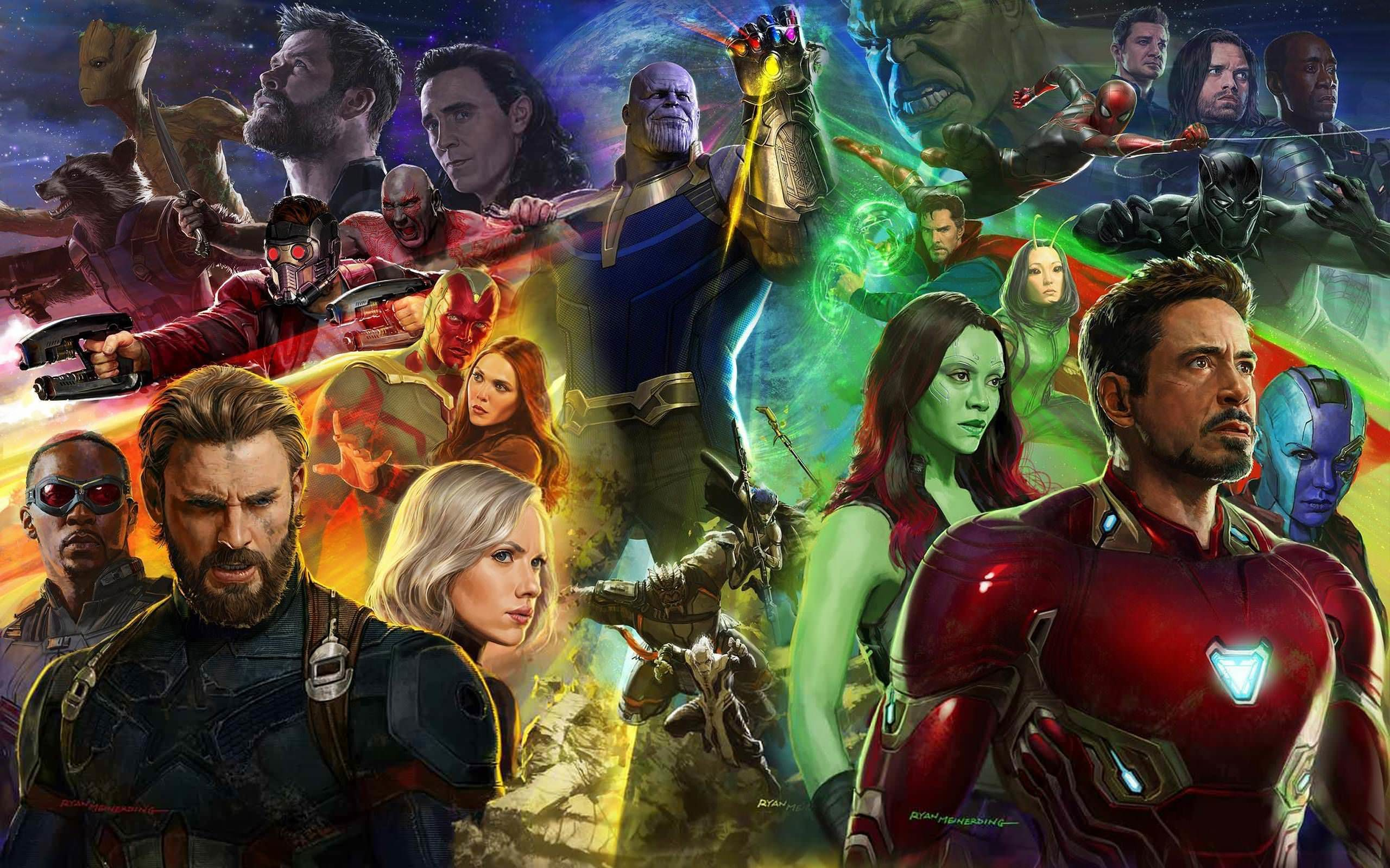 😝 Avengers infinity war original theme song download | Avengers