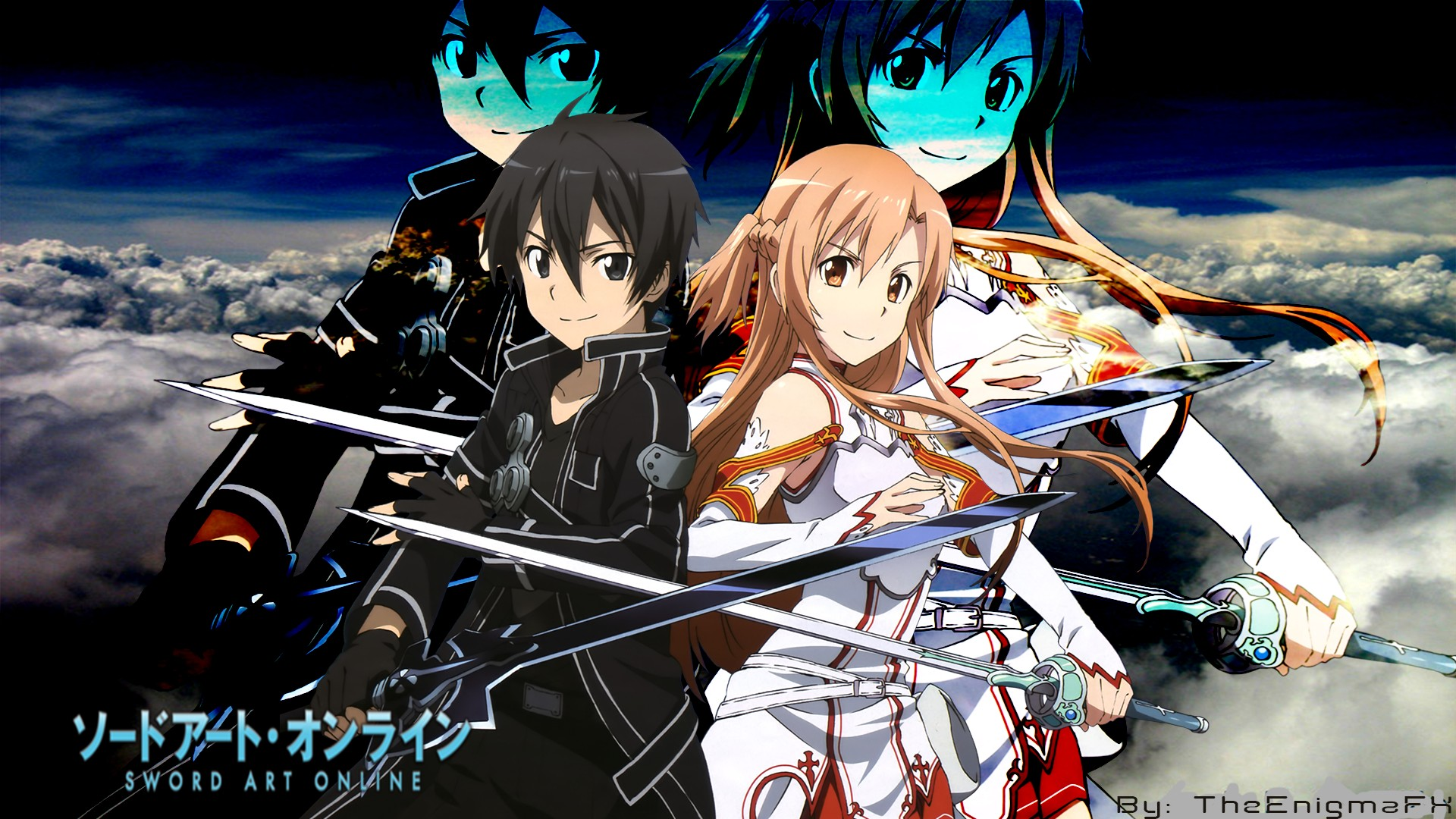 Sword Art Online Background Download Free Beautiful High