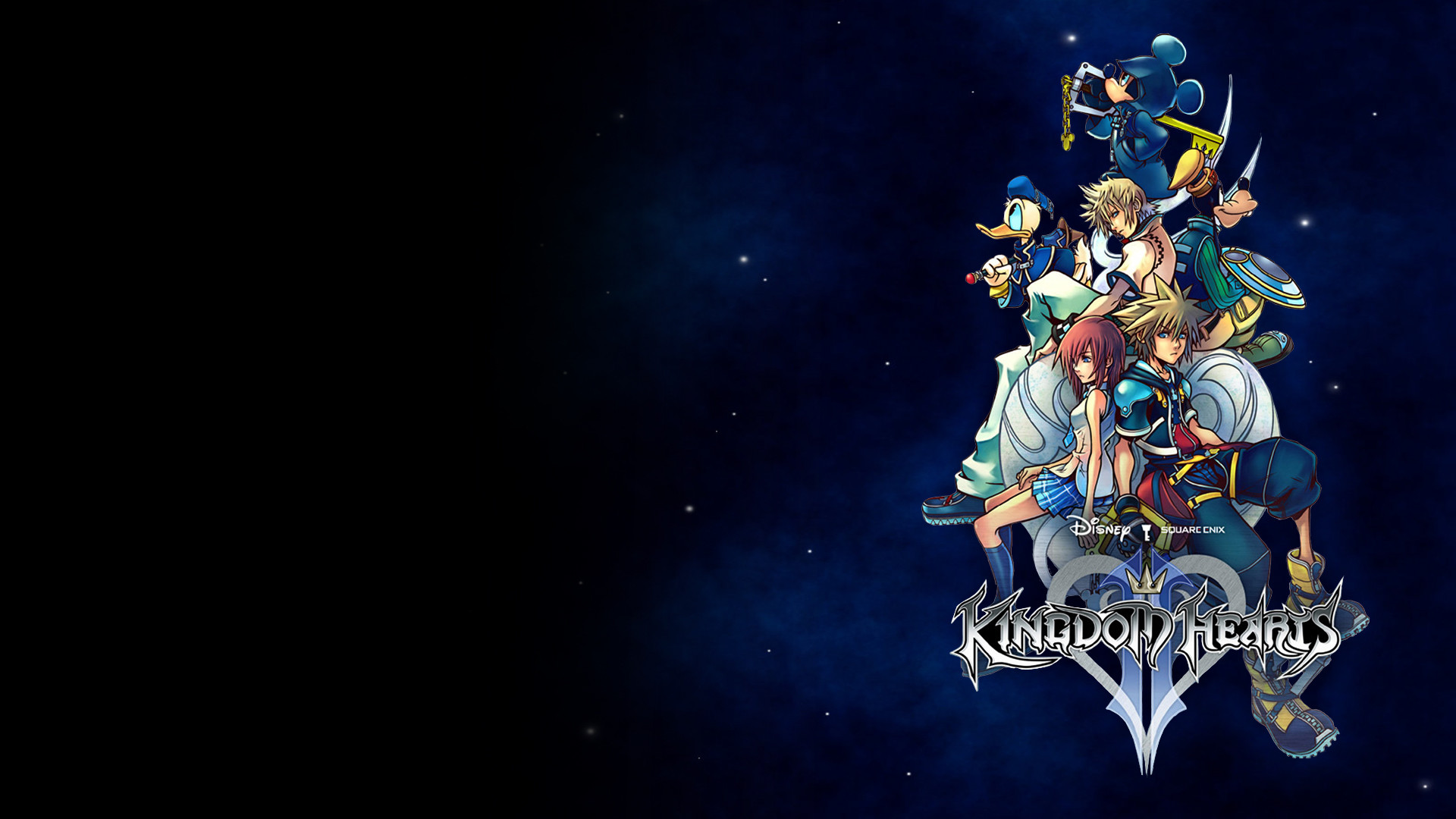 Kingdom Hearts 2 Backgrounds Wallpapertag
