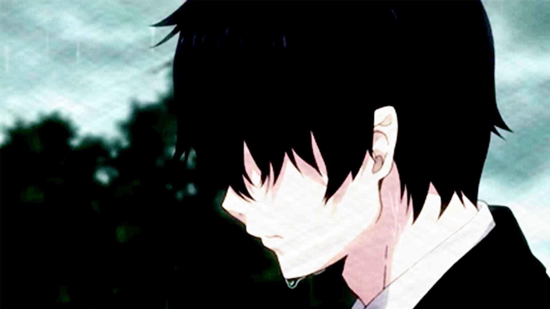 Sad Anime Wallpapers  C B E  A Wallpapertag