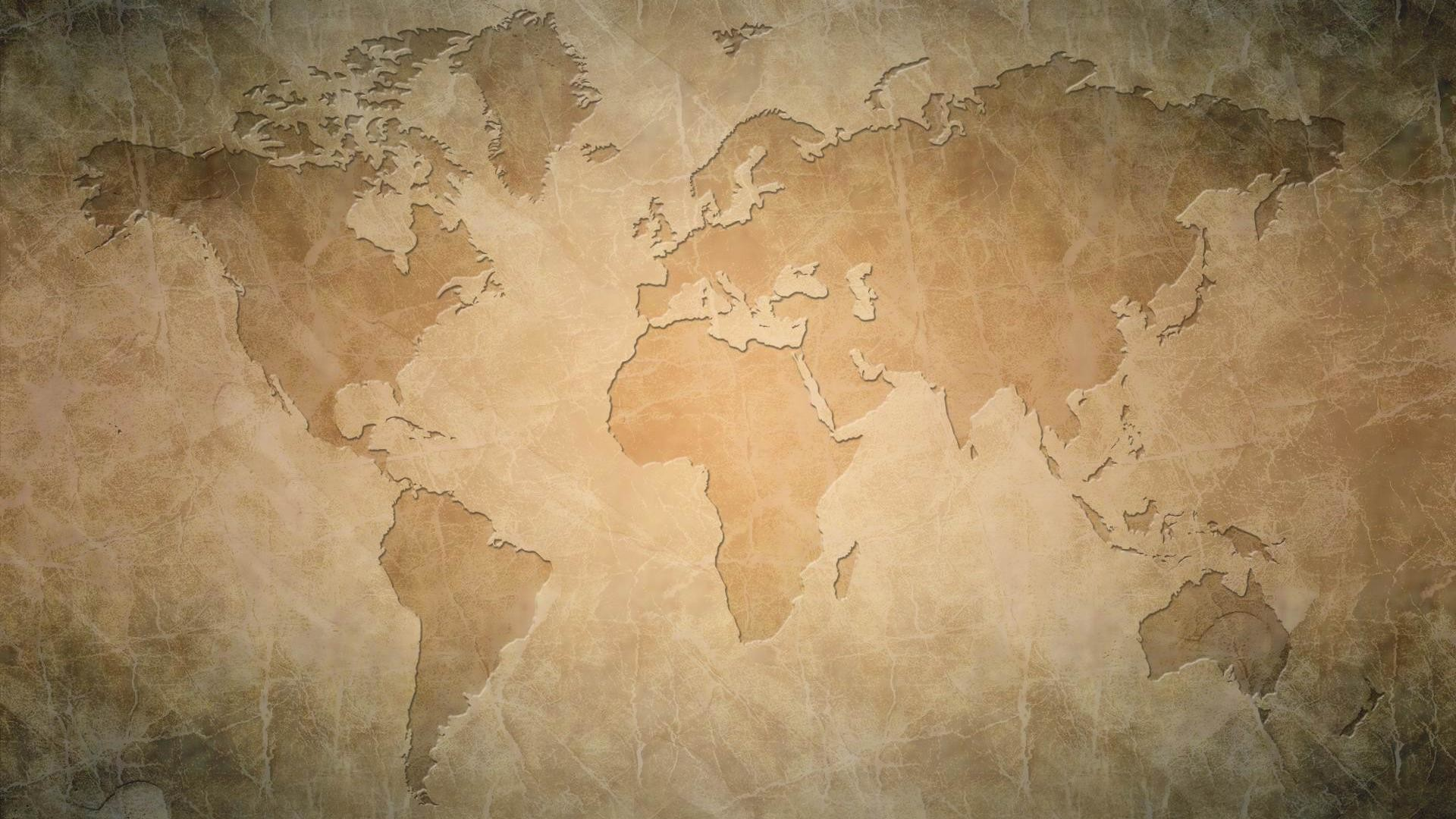 Vintage map wallpaper 1920x1080 vintage world map wallpaper 3656 download gumiabroncs Image collections