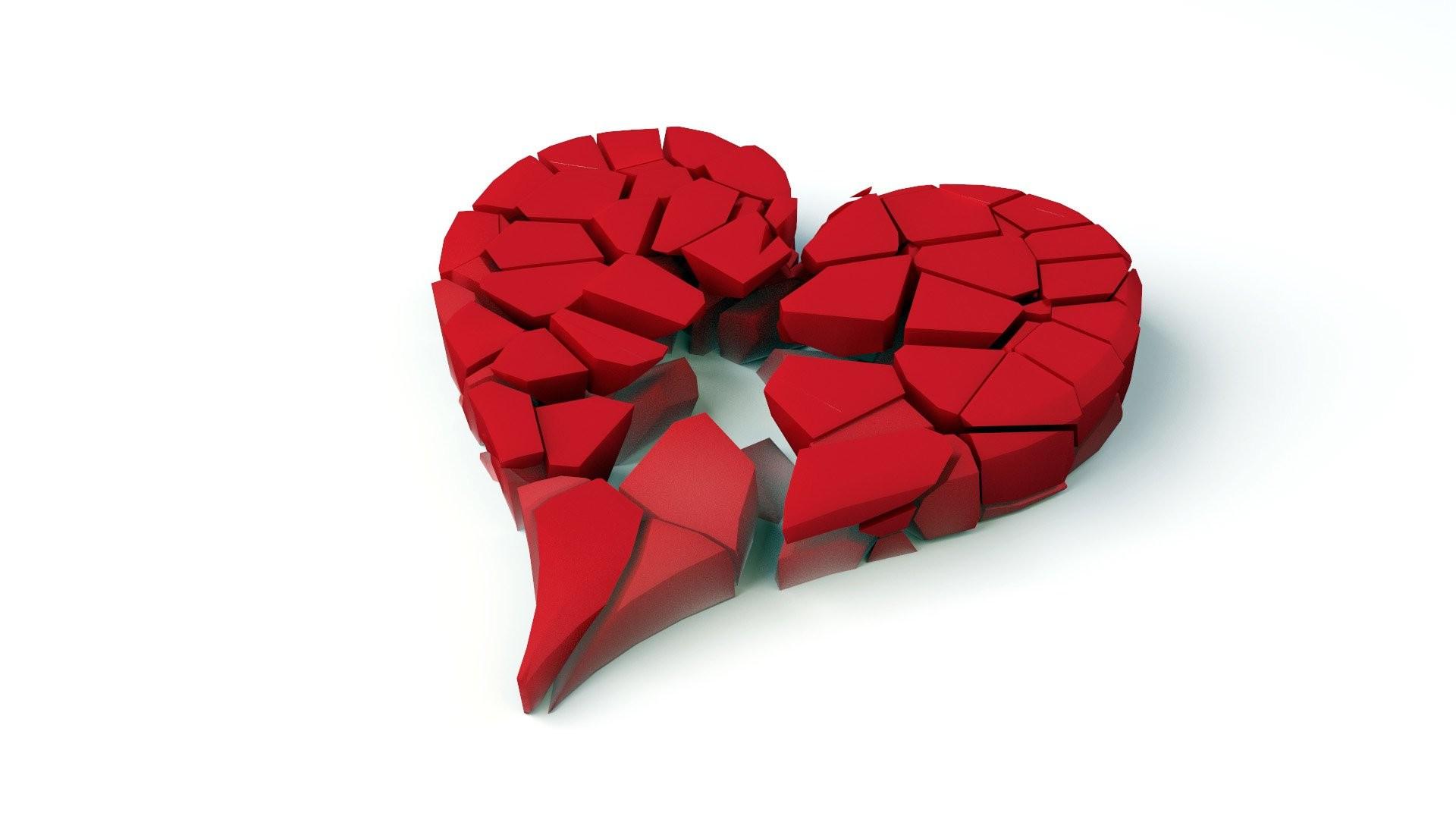 Broken Heart Backgrounds 1