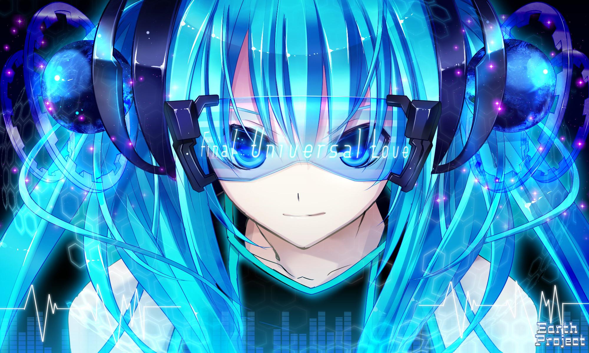 Vocaloid Backgrounds ·① WallpaperTag
