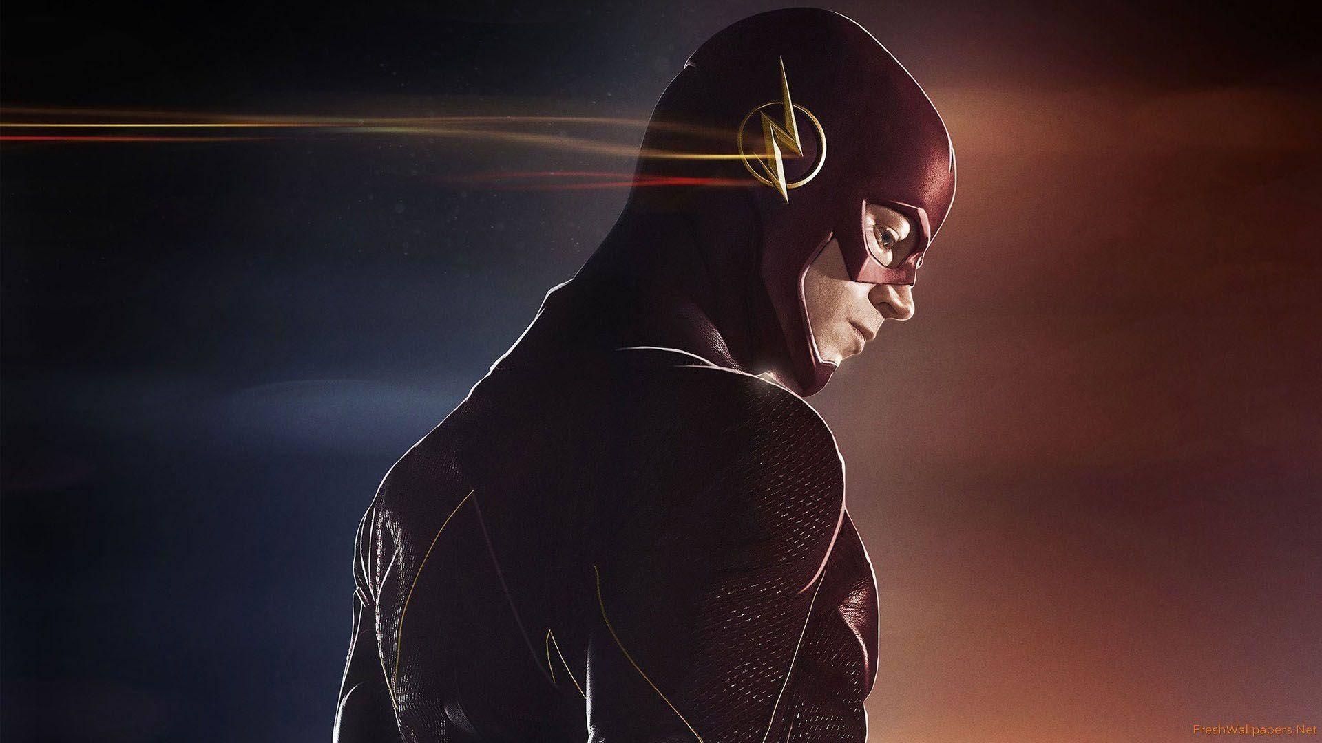 Flash Barry Allen Wallpapers 1