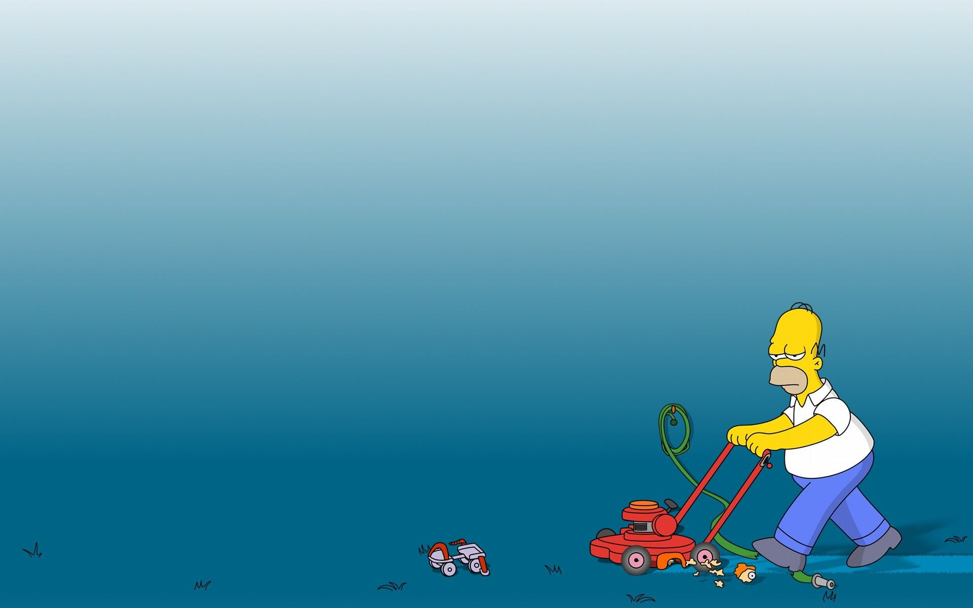 simpsons wallpaper ·① download free awesome high resolution