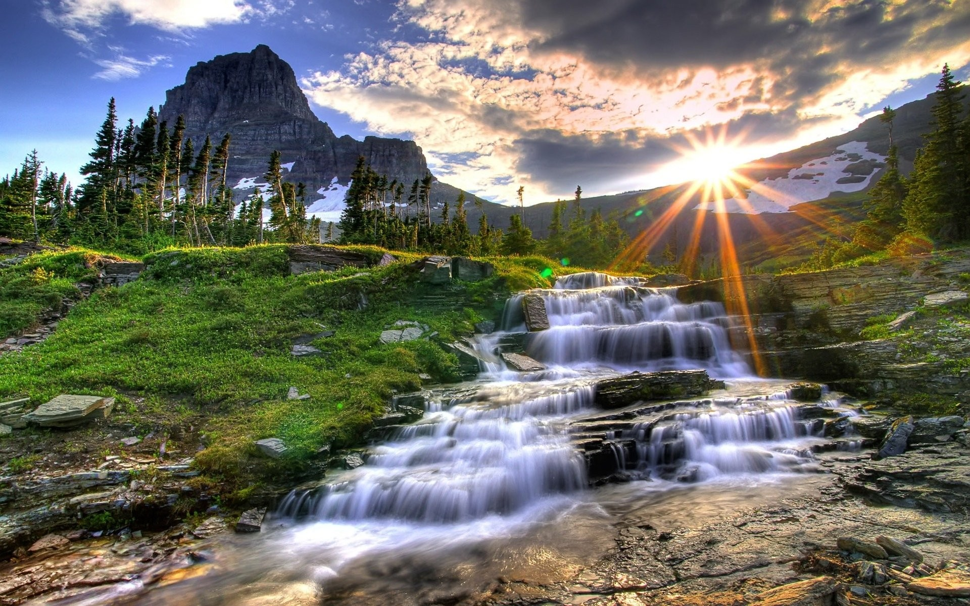 Waterfall Wallpaper ·① Download Free Beautiful Backgrounds