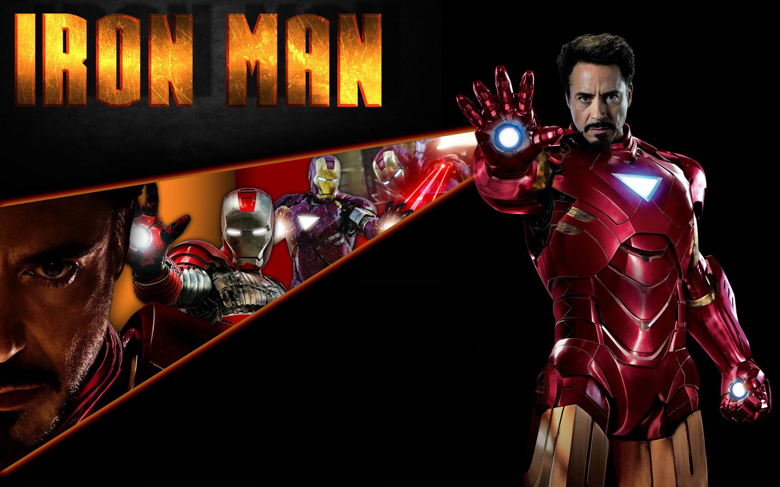 Tony Stark Wallpaper ·①