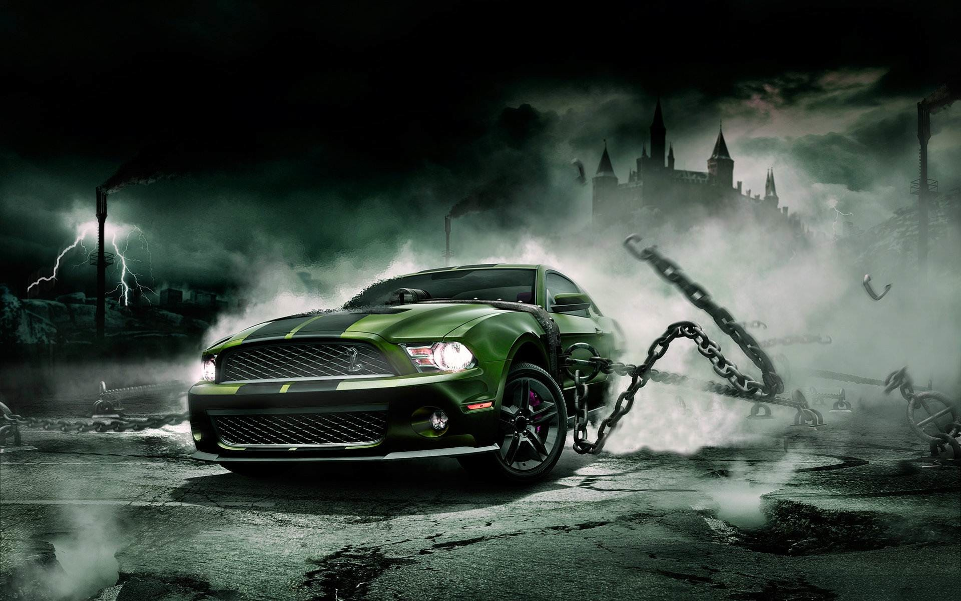 Cool Car Background Wallpapers