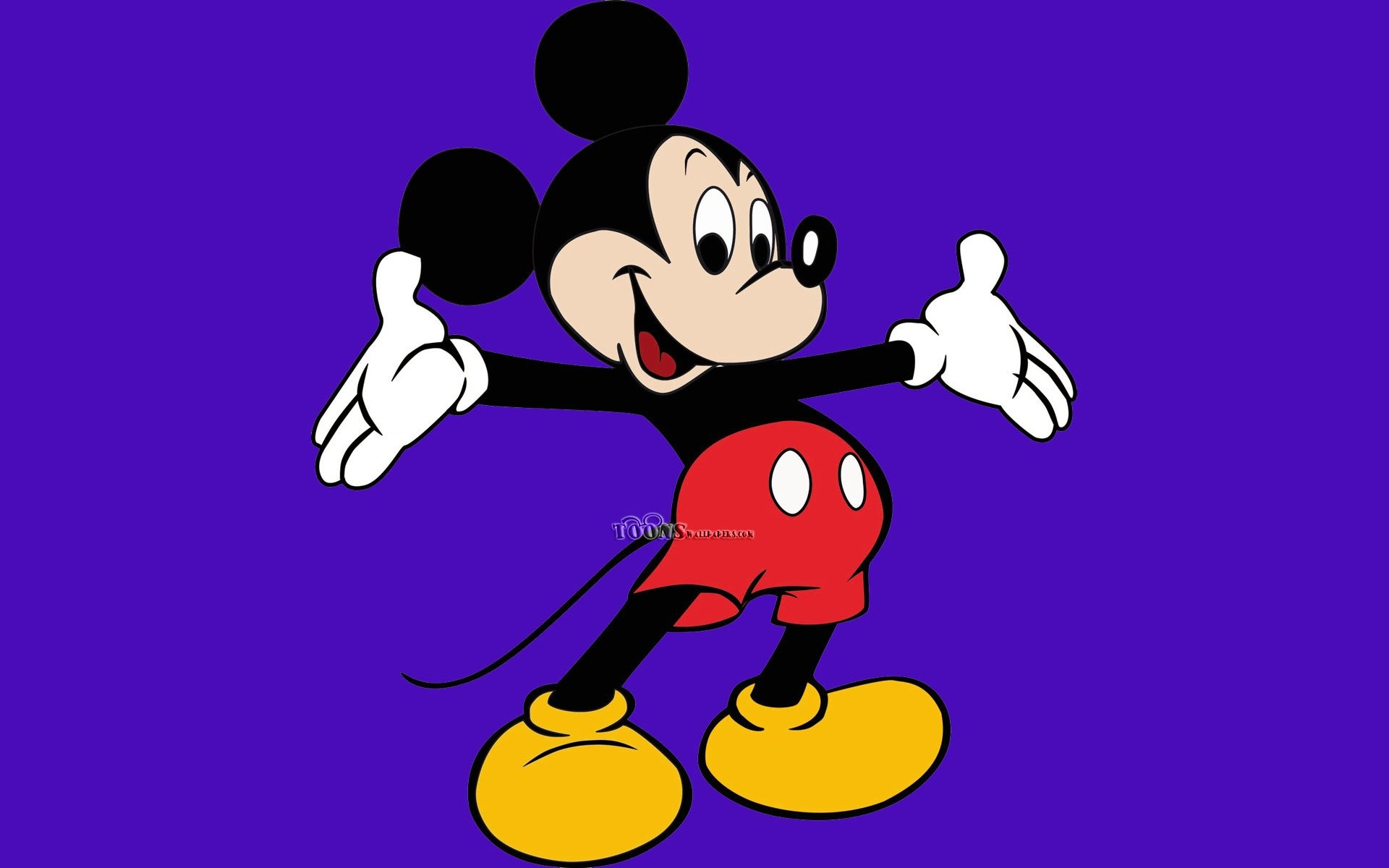 Mickey Mouse Backgrounds ·① WallpaperTag