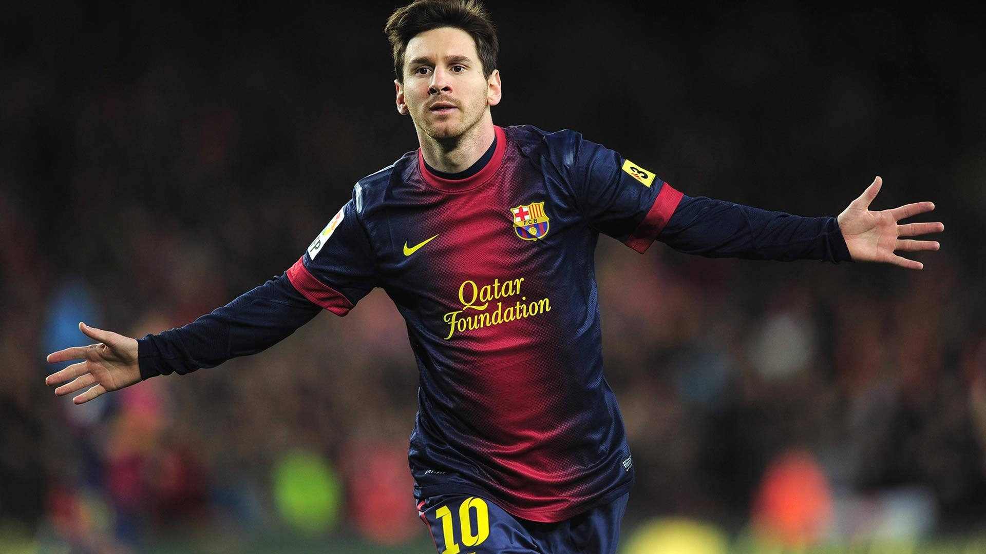 Lionel Messi Full Size Hd: Lionel Messi 2018 Wallpaper HD 1080p ·① WallpaperTag
