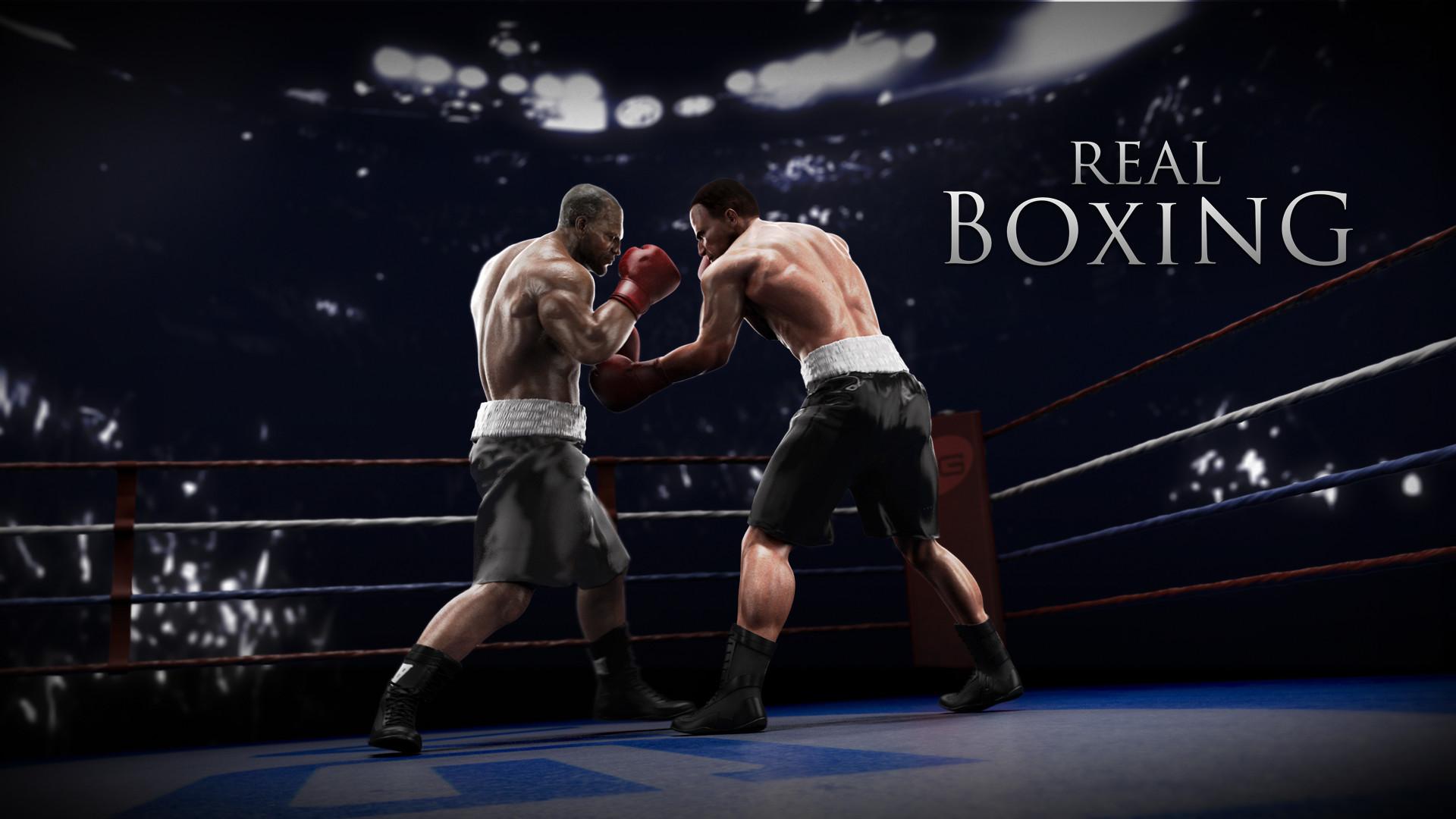Boxing Ring Wallpaper 1