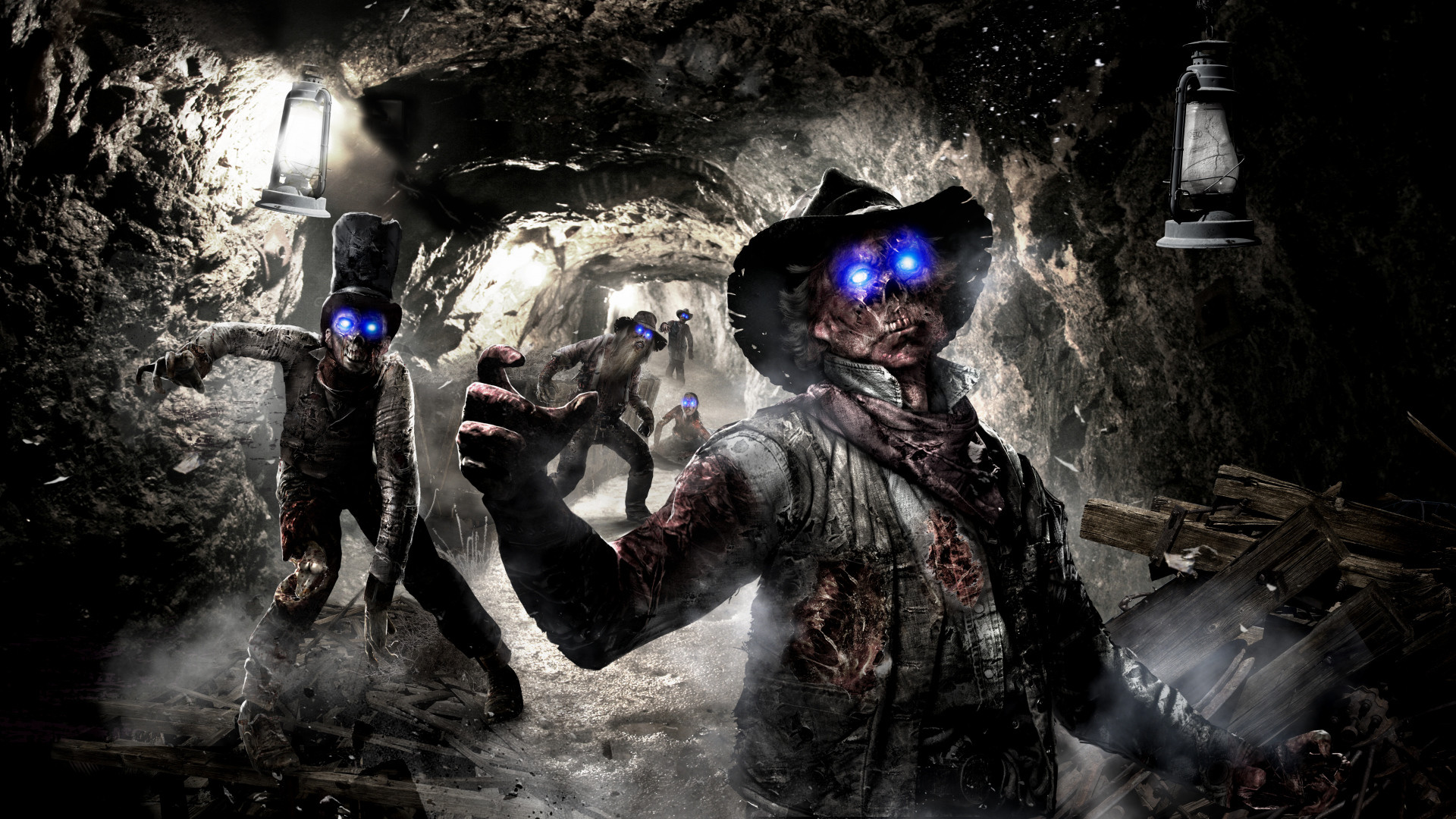 Black Ops Zombies Wallpaper 1080p Wallpapertag