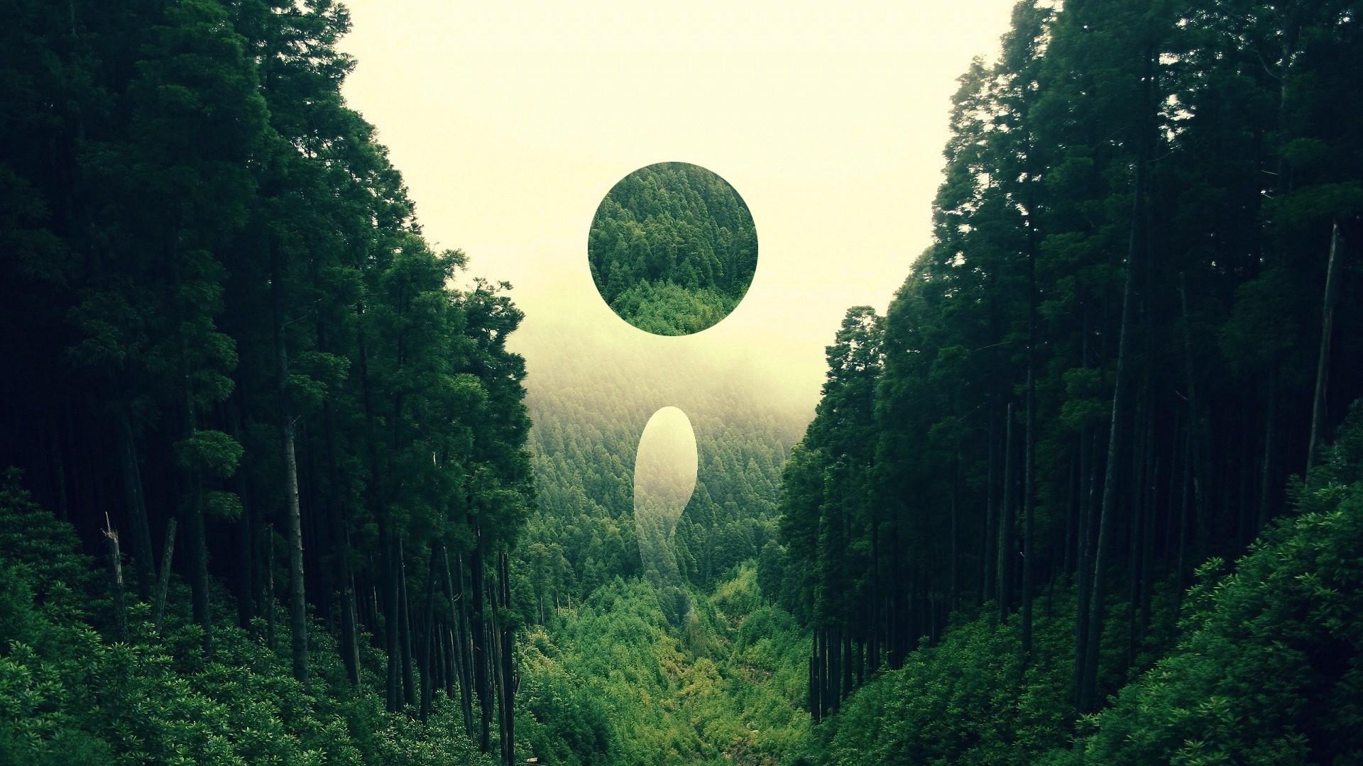 Nature Abstract Wallpapers ·① WallpaperTag